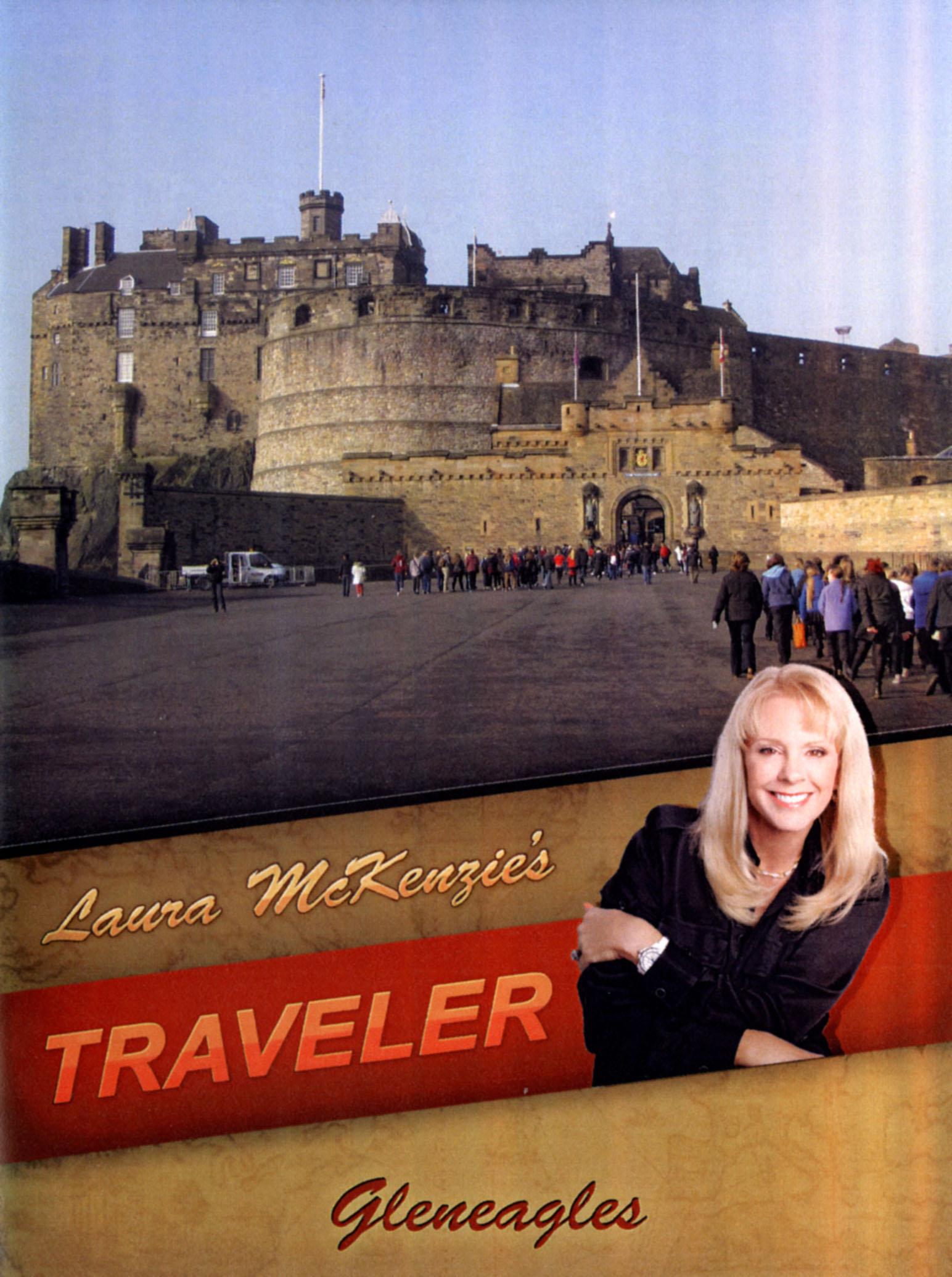 Laura McKenzie's Traveler: Gleneagles