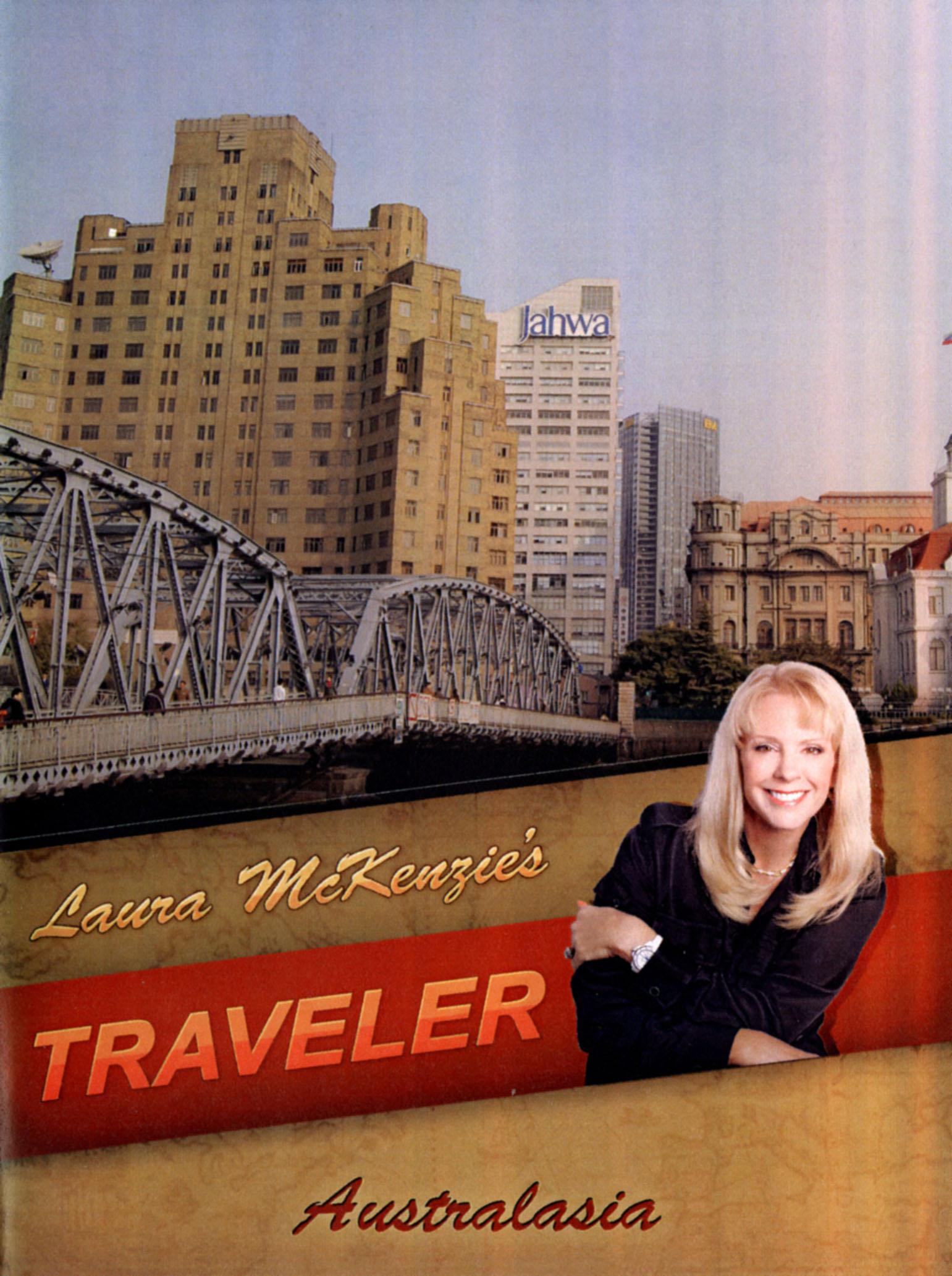 Laura McKenzie's Traveler: Australasia