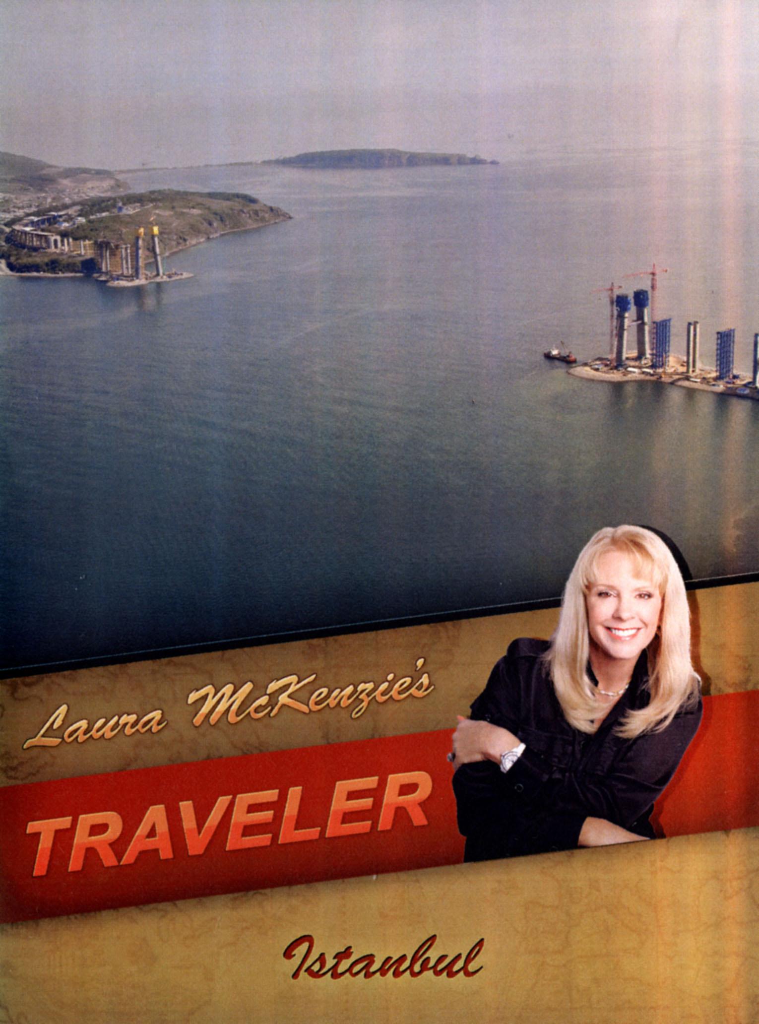 Laura McKenzie's Traveler: Istanbul