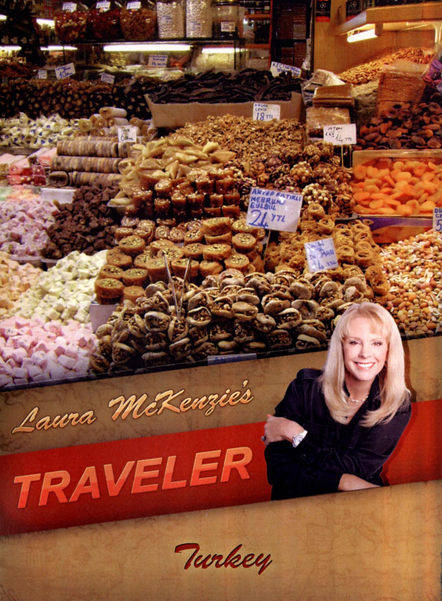 Laura McKenzie's Traveler: Turkey