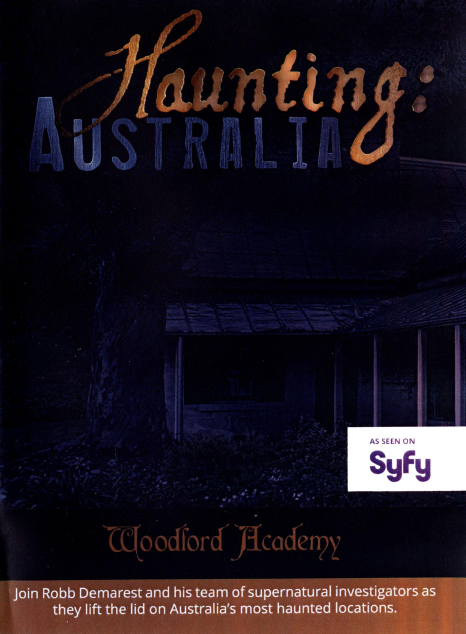Haunting: Australia: Old Geelong Gaol