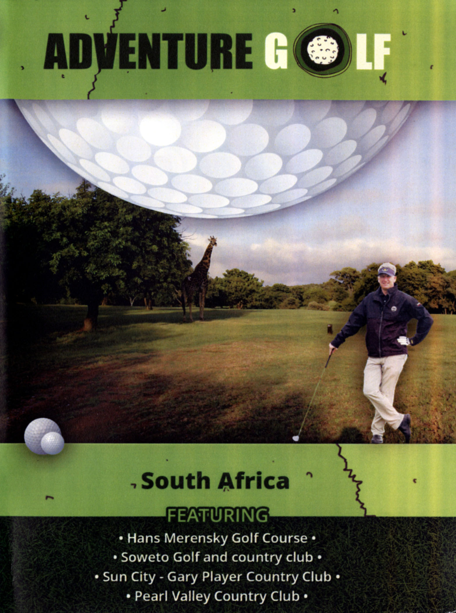 Adventure Golf: South Africa