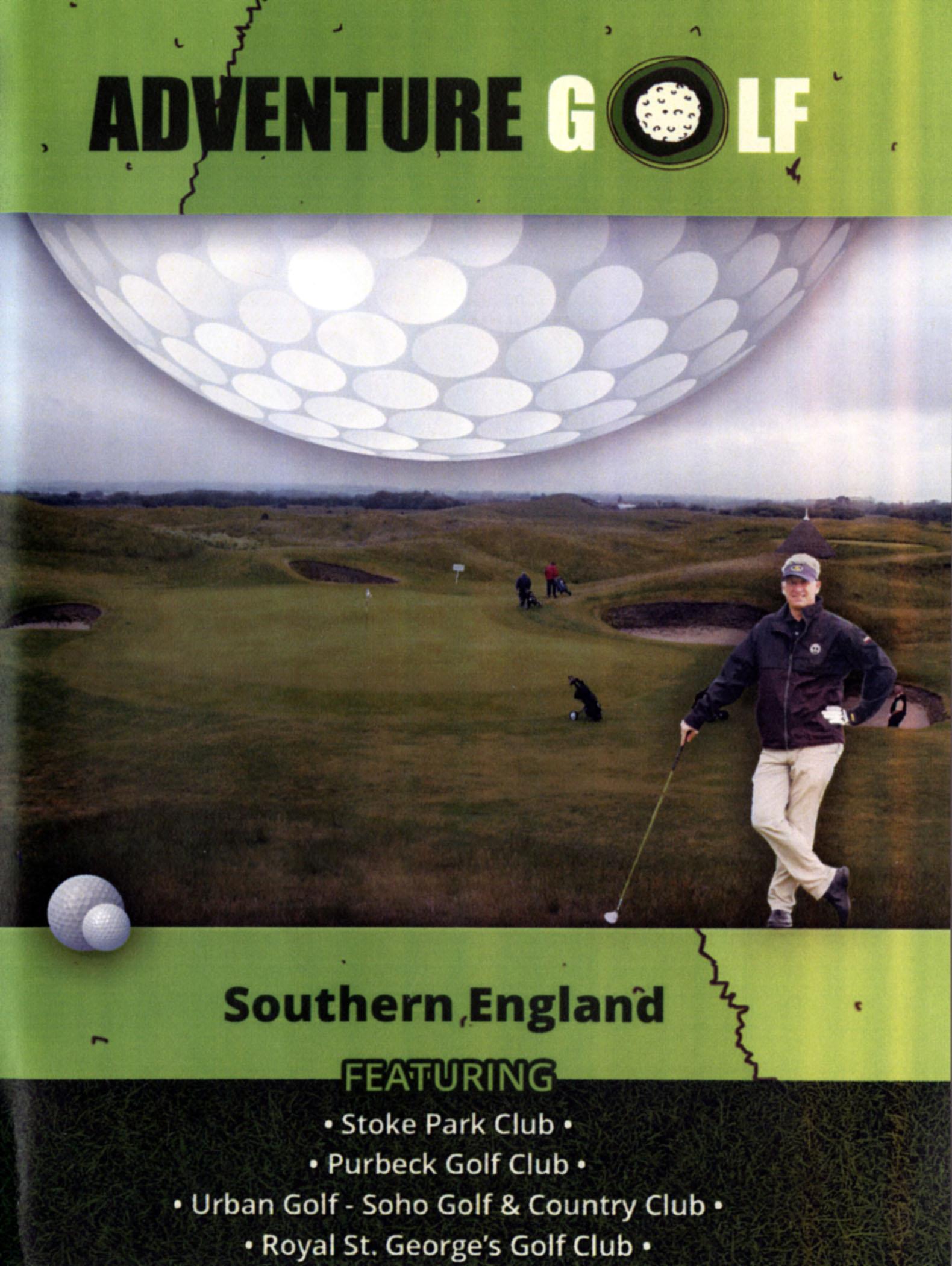 Adventure Golf: Southern England