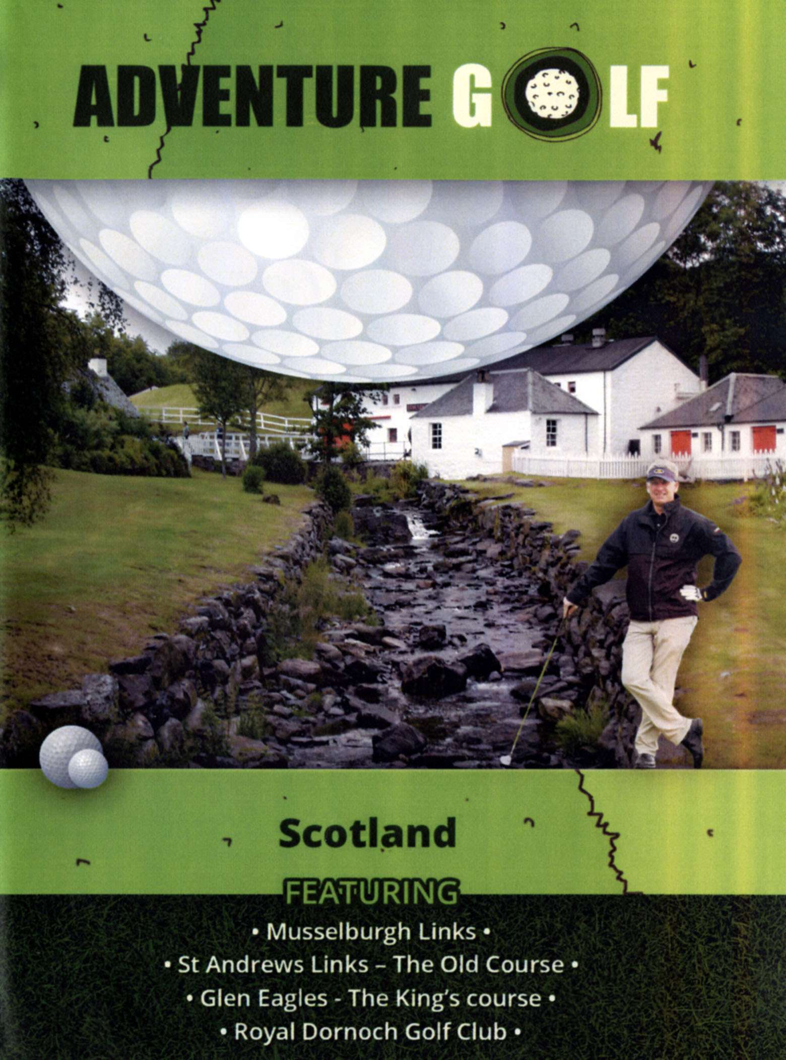 Adventure Golf: Scotland