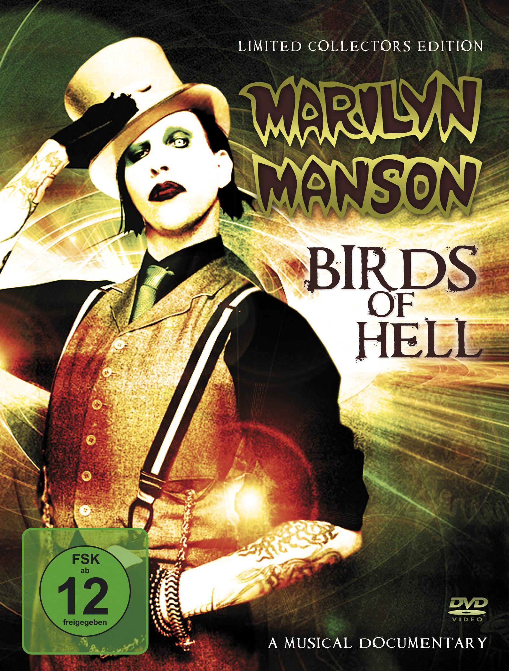 Marilyn Manson: Birds of Hell