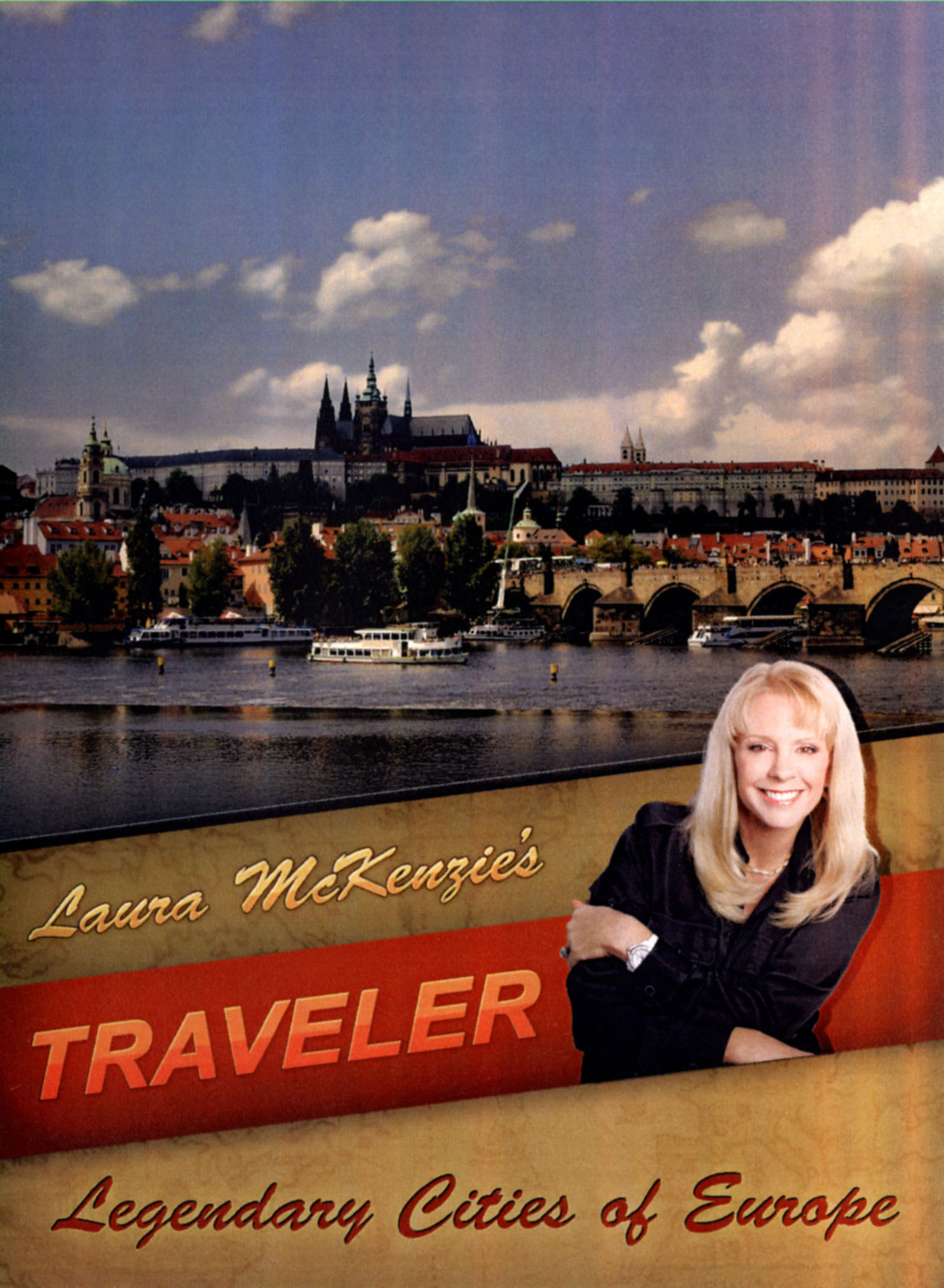 Laura McKenzie's Traveler: Legendary Cities of Europe