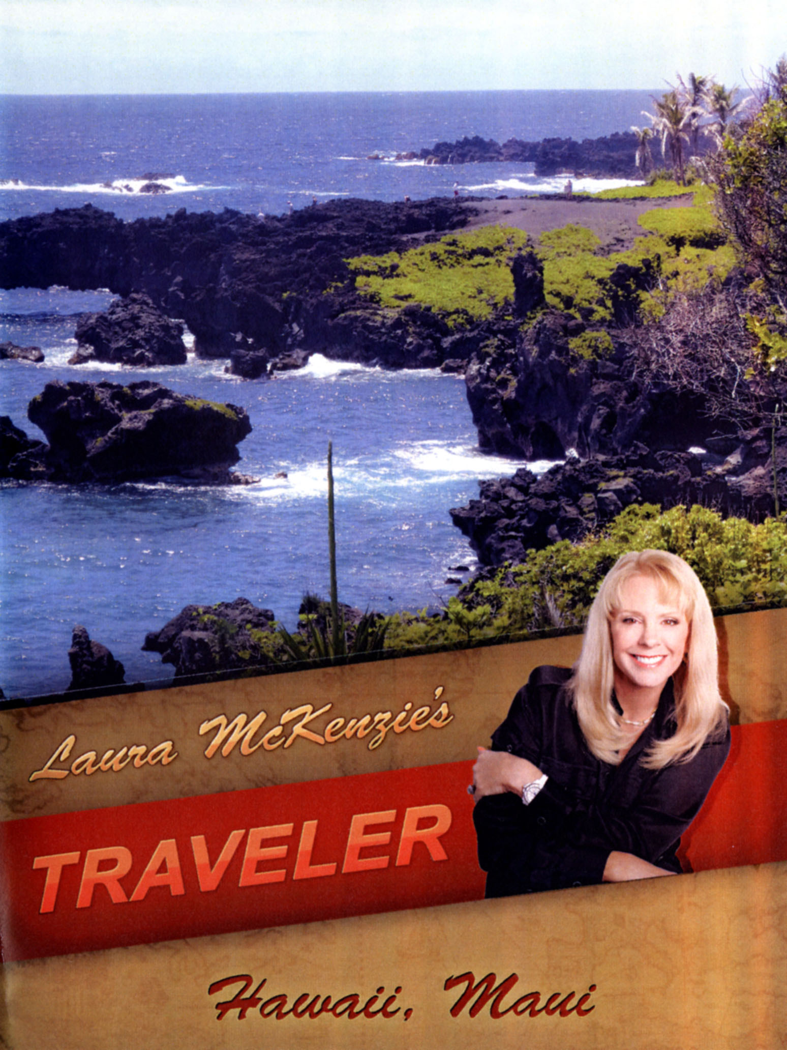 Laura McKenzie's Traveler: Hawaii, Maui