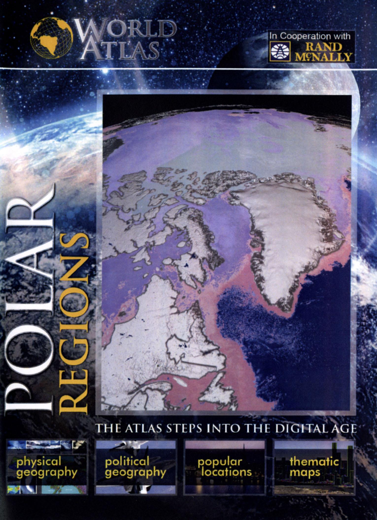 The World Atlas: Polar Regions