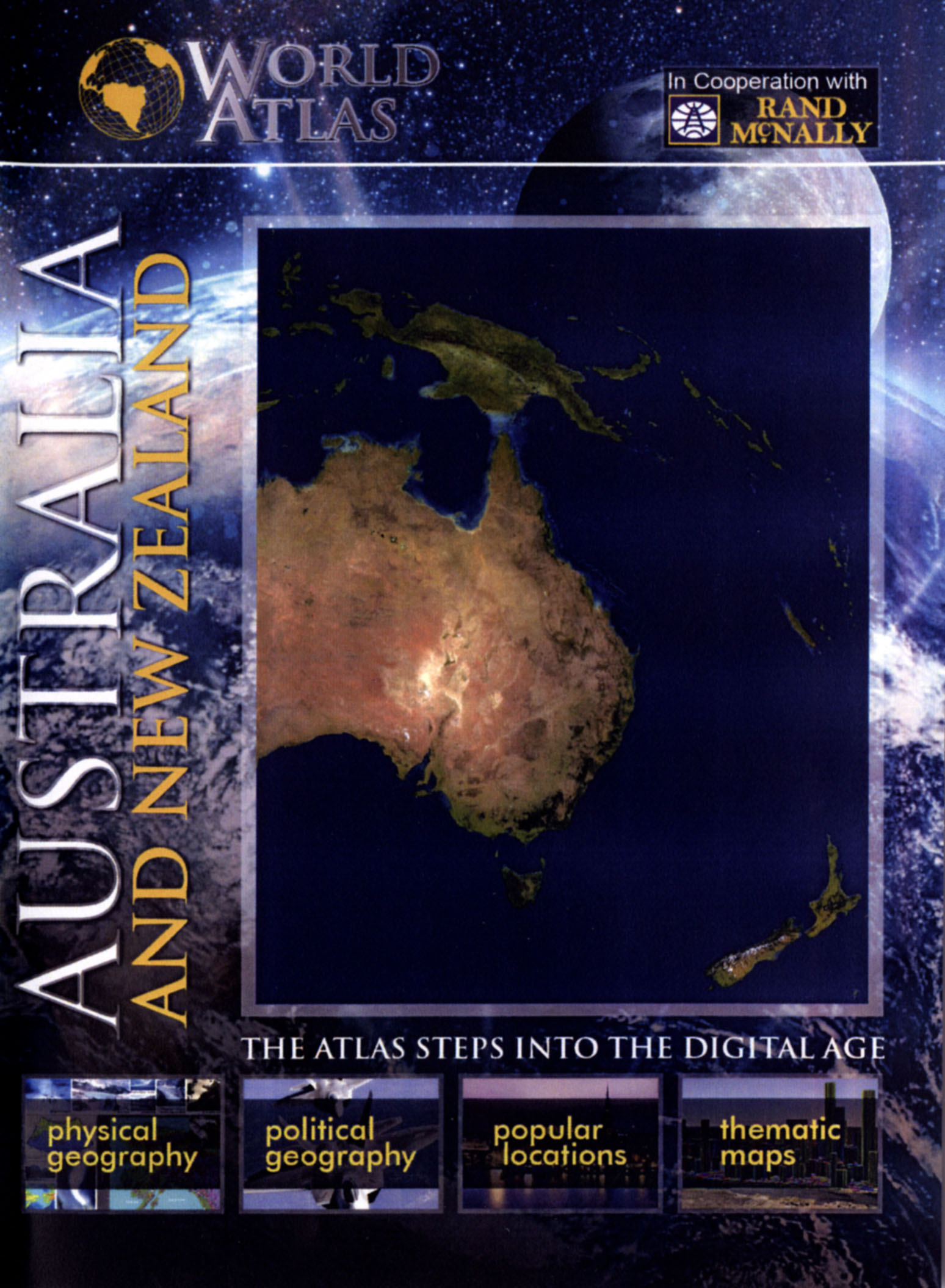The World Atlas: Australia and New Zealand