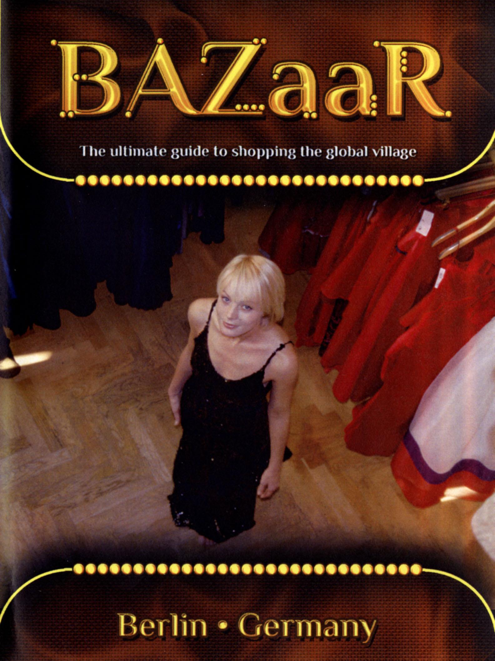 BAZaaR: Berlin, Germany