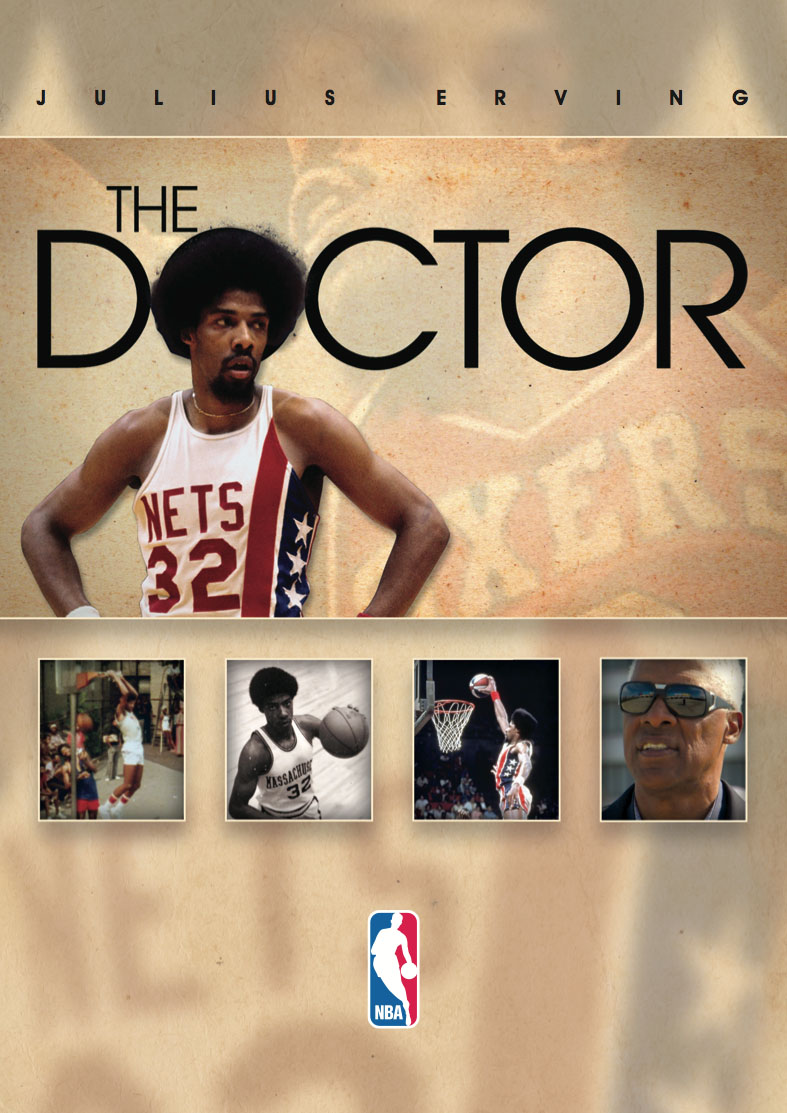 NBA: Julius Erving - The Doctor