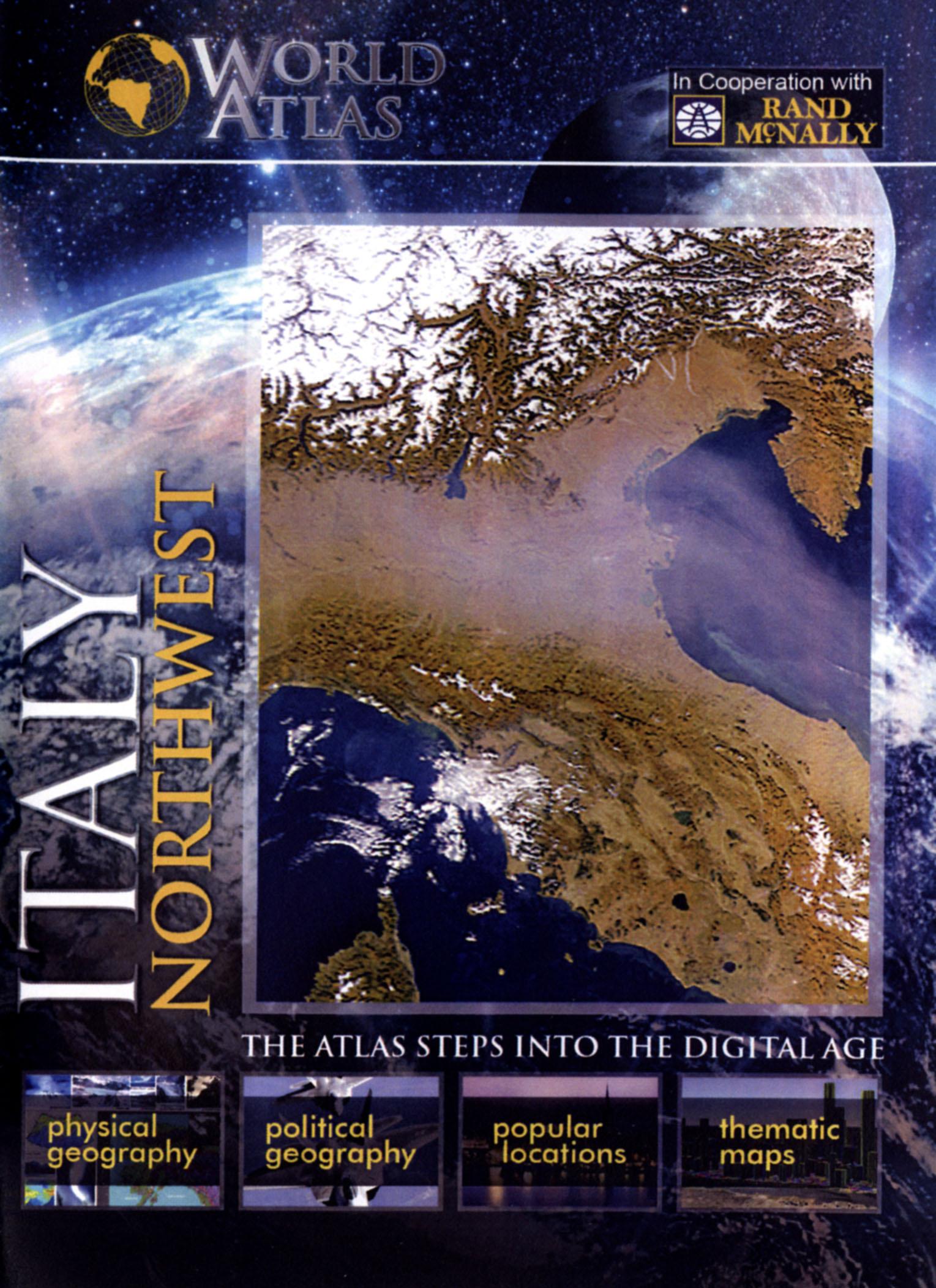 The World Atlas: Northeast