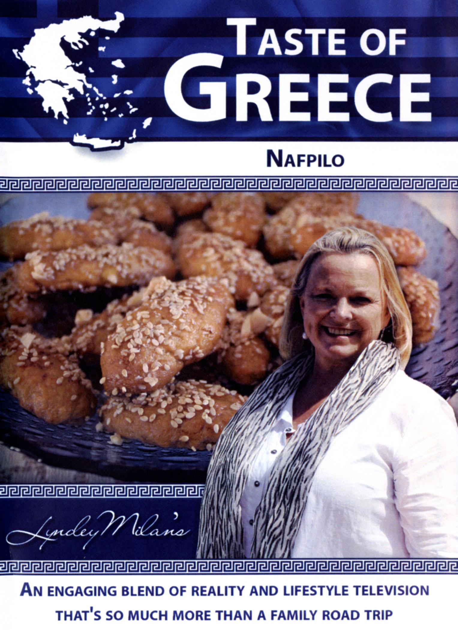 Taste of Greece: Nafpilo