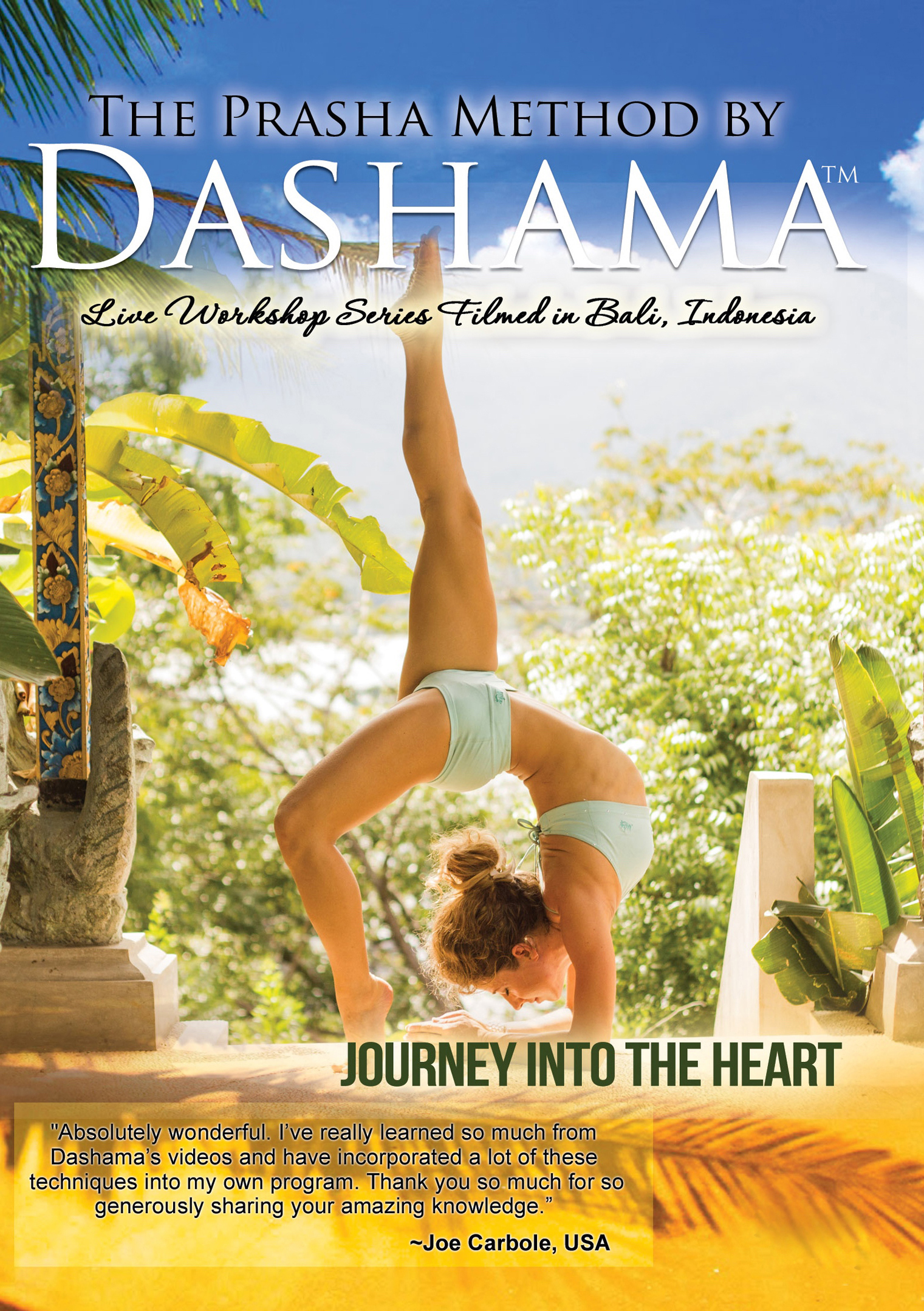 The Prasha Method by Dashama: Journey into the Heart (2014)