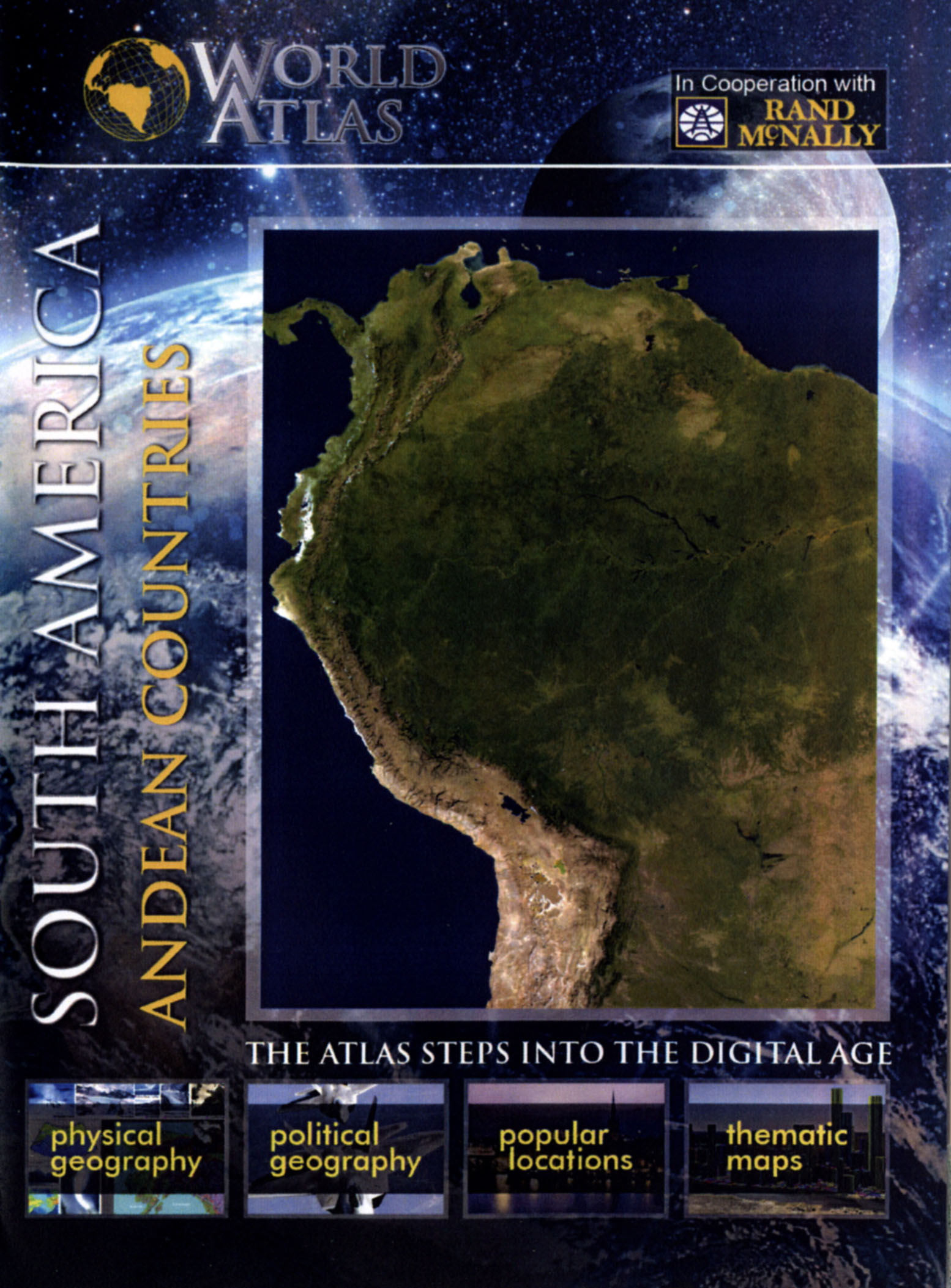 The World Atlas: South America - Andean Countries