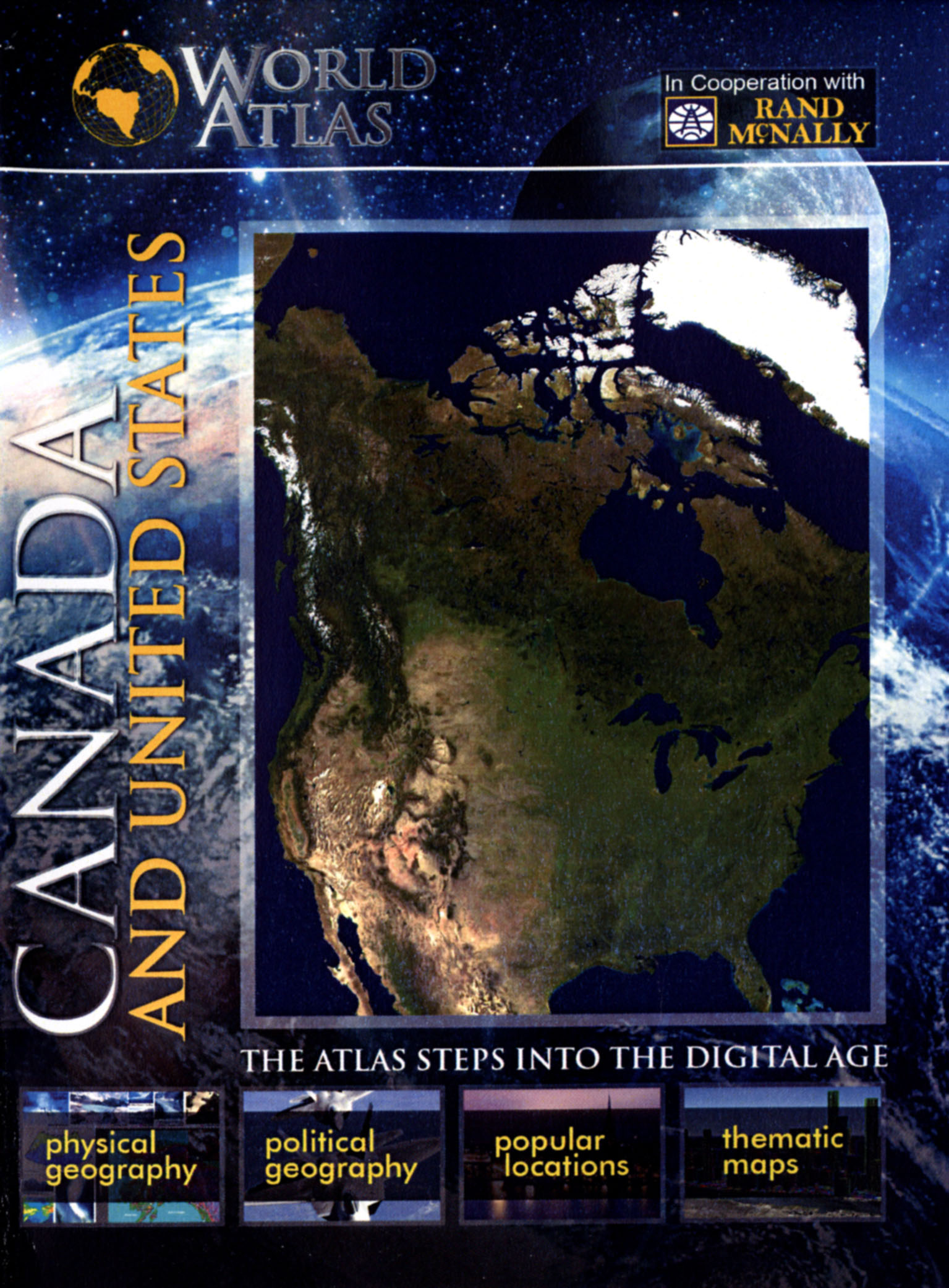 The World Atlas: Canada and United States