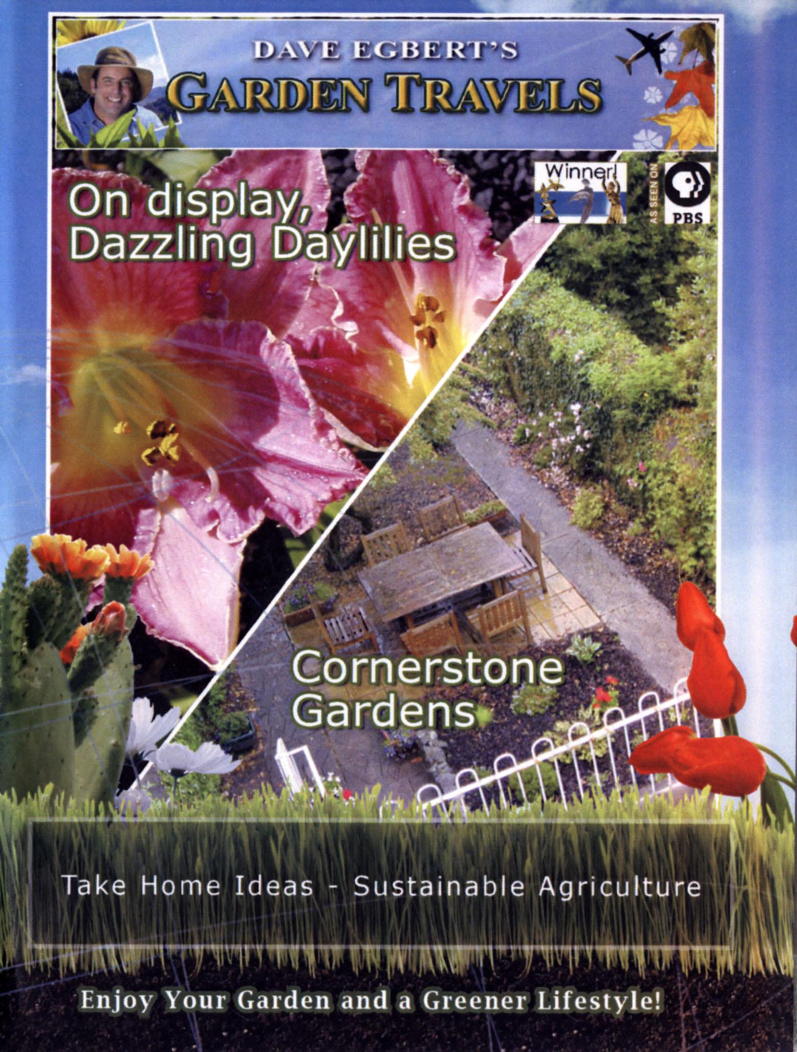 Garden Travels: On Display, Dazzling Daylilies/Cornerstone Gardens