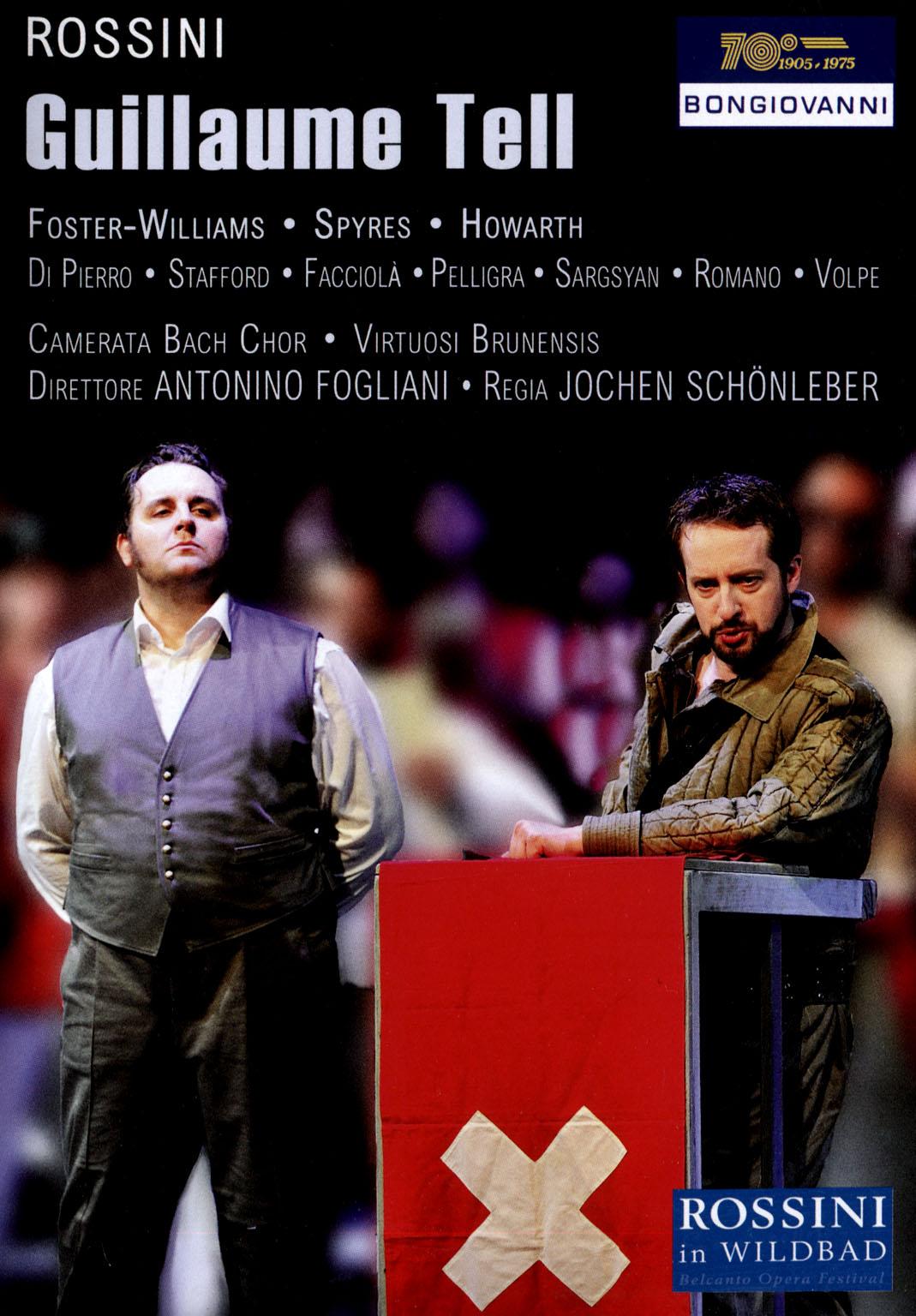 Guillaume Tell (Rossini Festival)