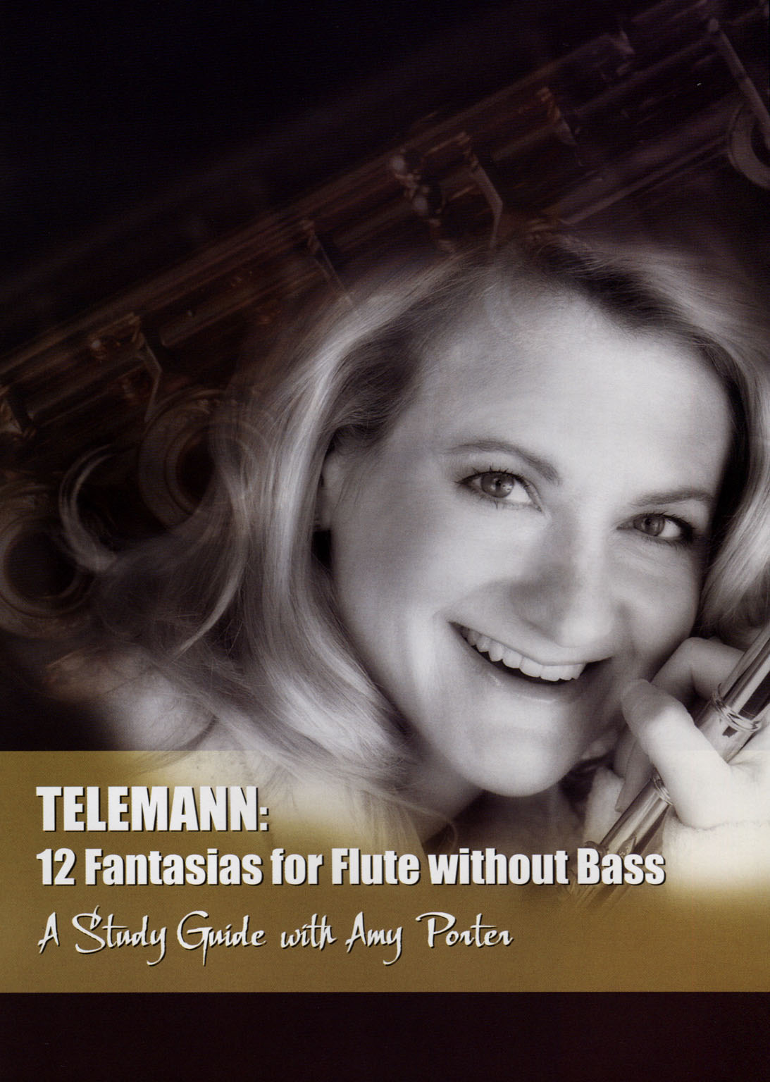 Amy Porter: Telemann - 12 Fantasias for Flute Without Bass