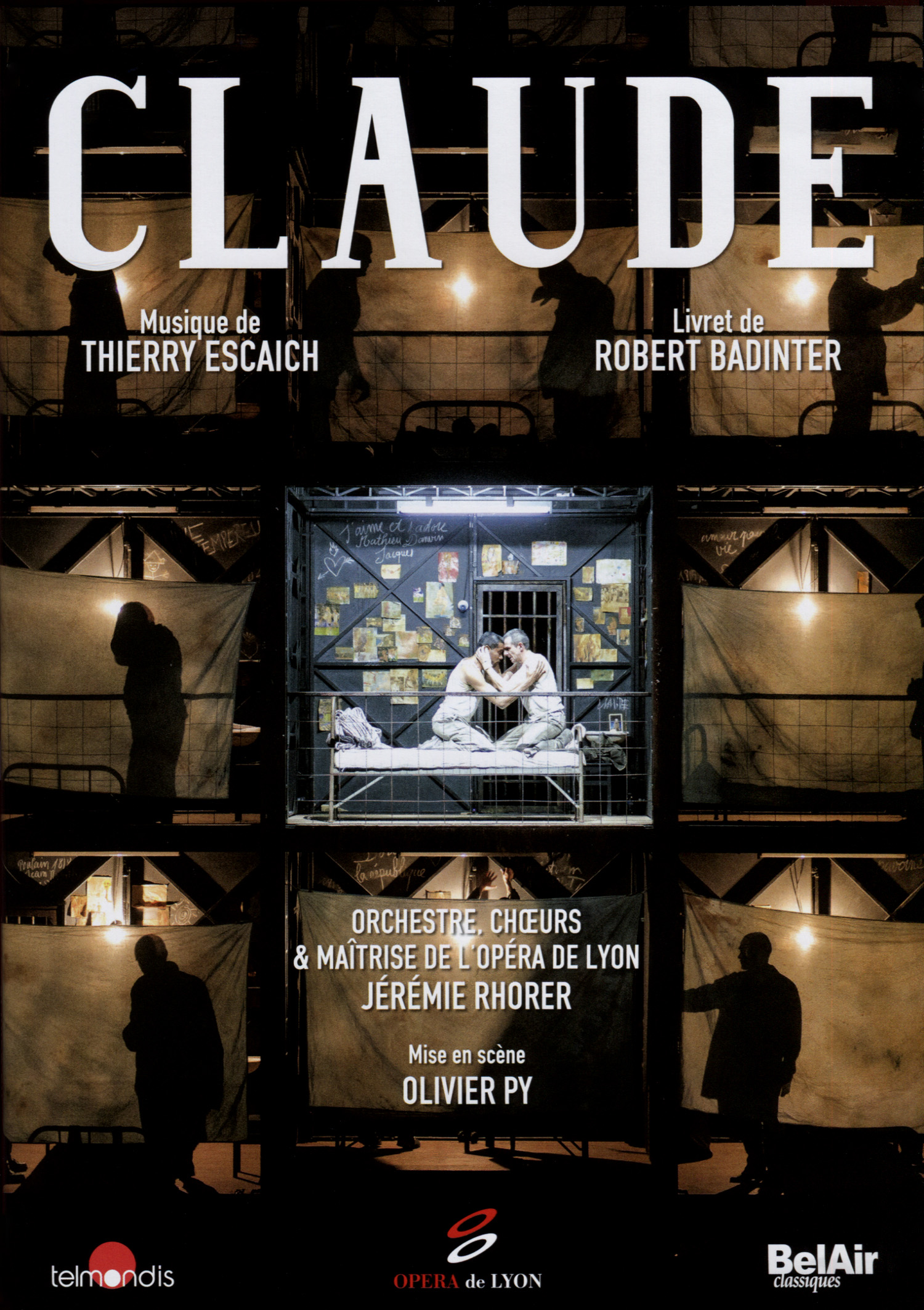 Claude (Opera de Lyon)