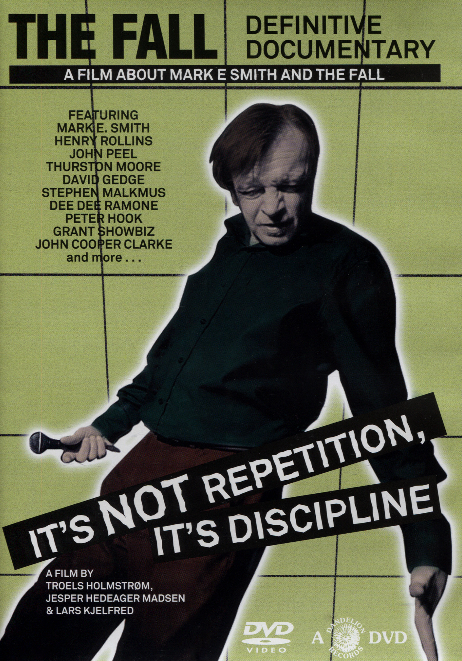 The Fall: It's Not Repetition, It's Discipline
