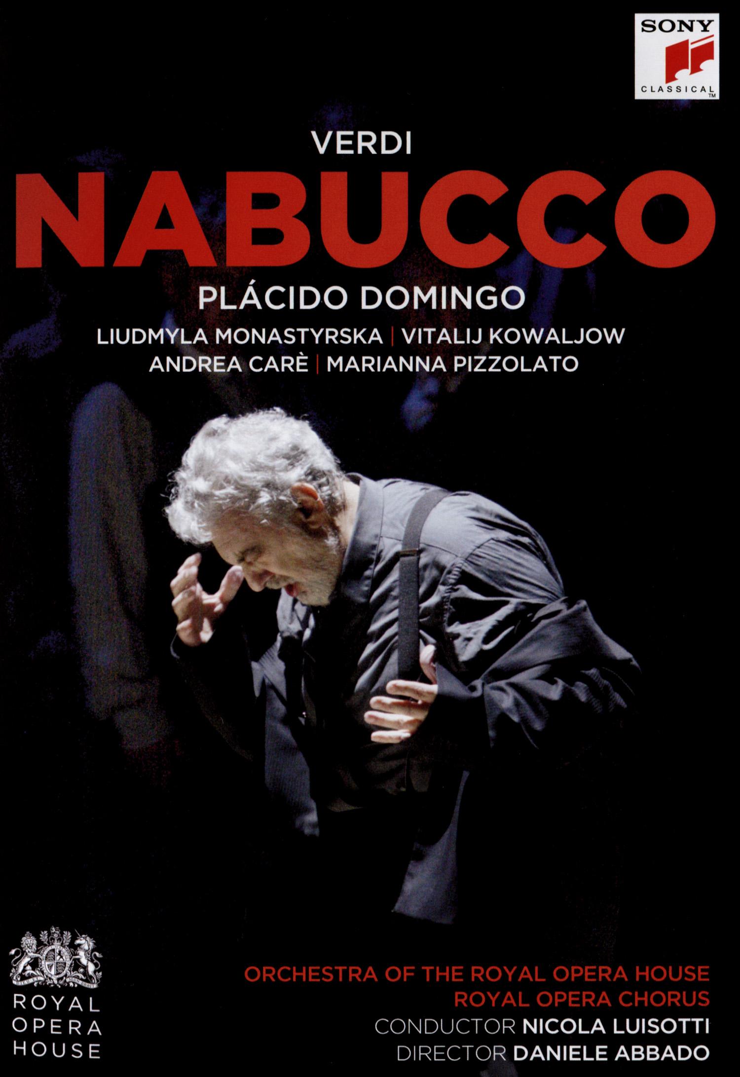 Nabucco (Royal Opera House) (2013)
