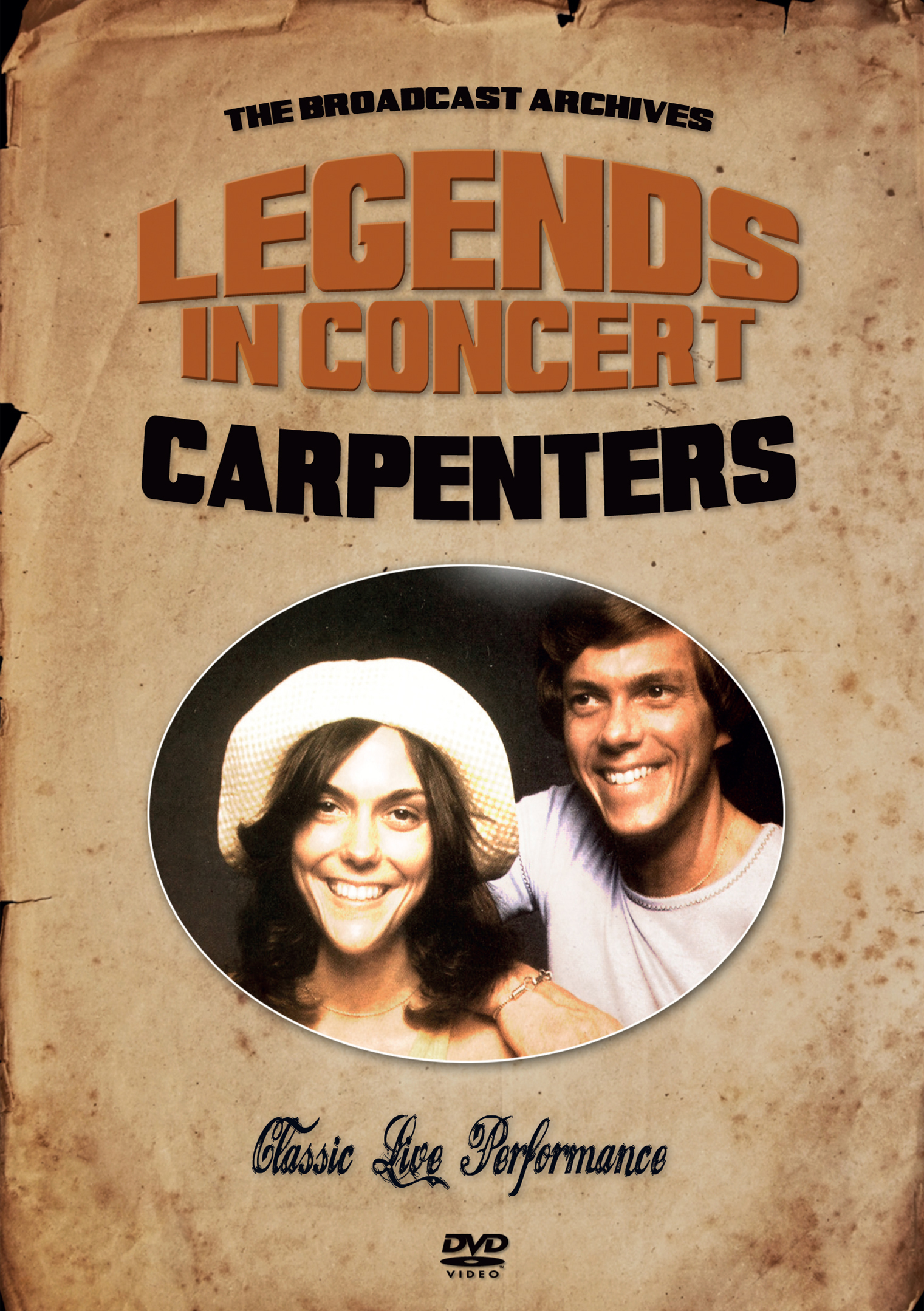 The Carpenters: Legends in Concert