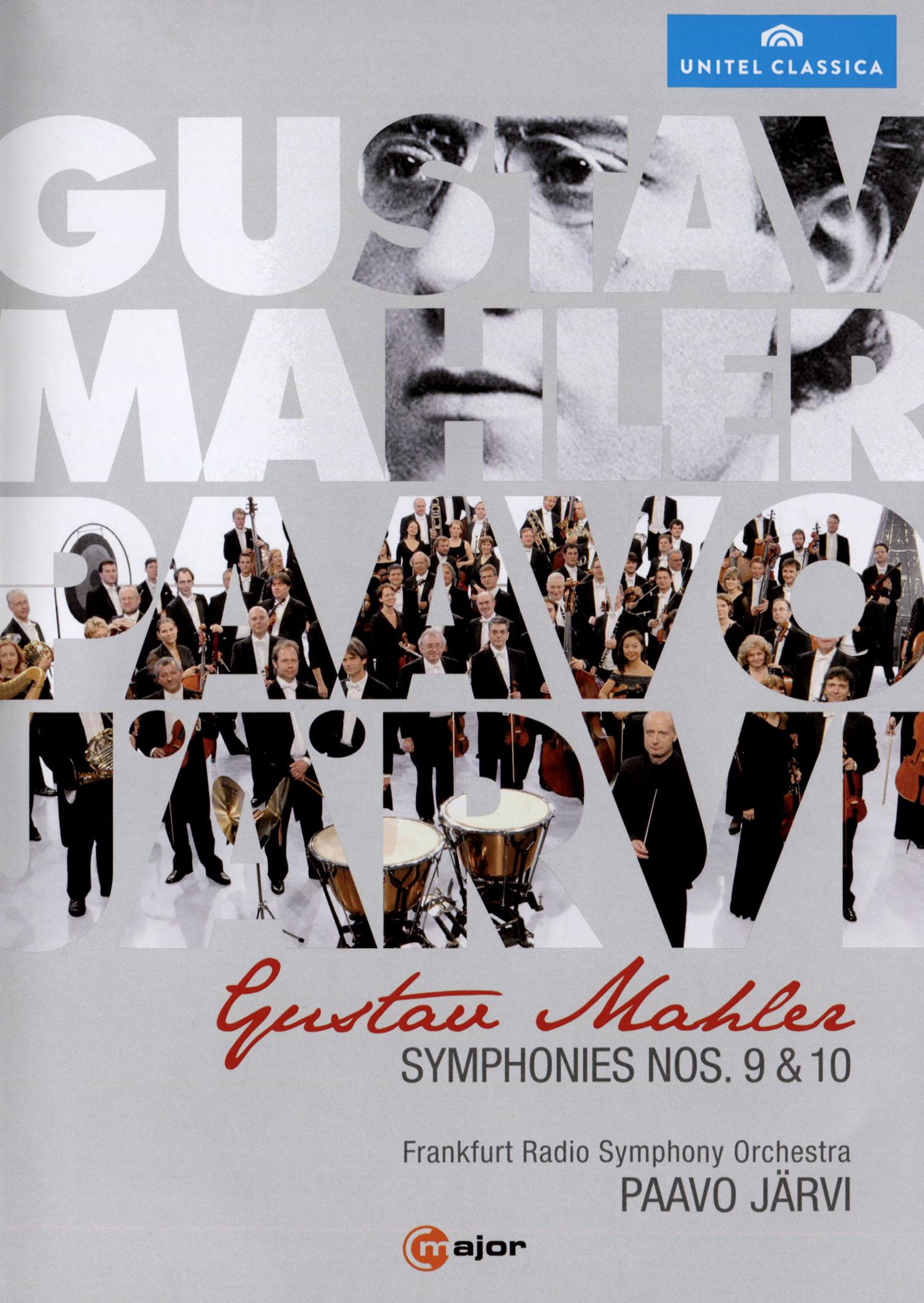 Paavo Järvi: Gustav Mahler - Symphonies Nos. 9 & 10