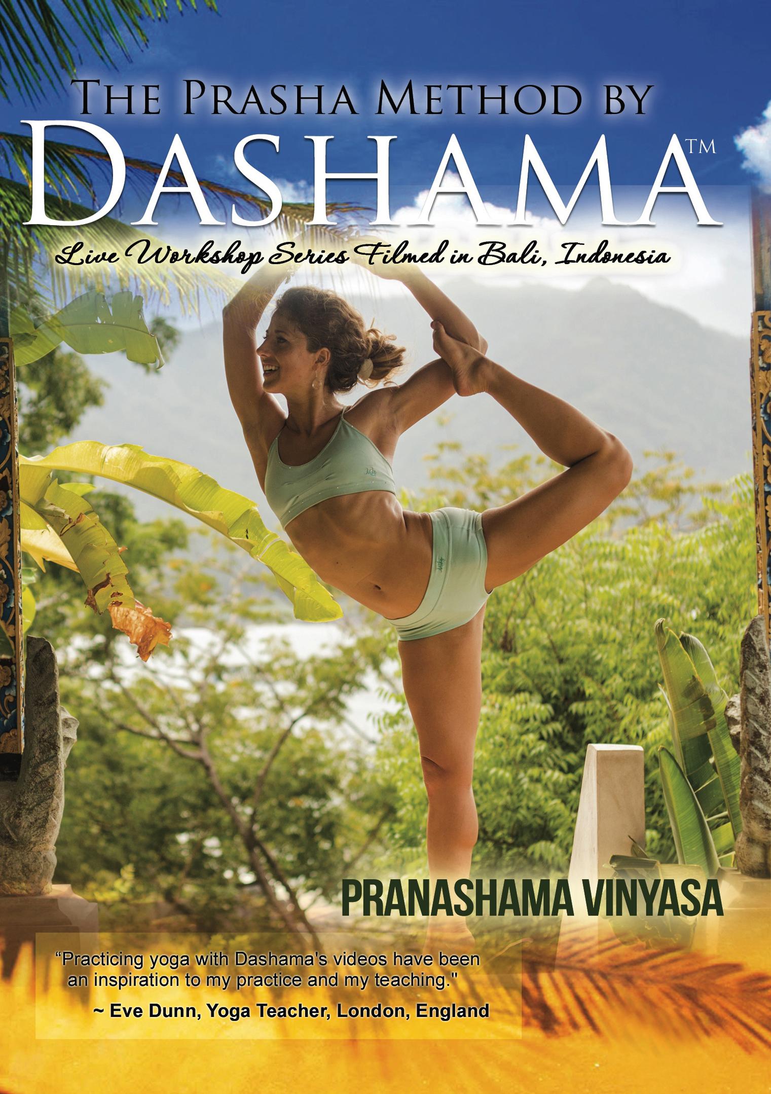 The Prasha Method by Dashama: Pranashama Vinyasa