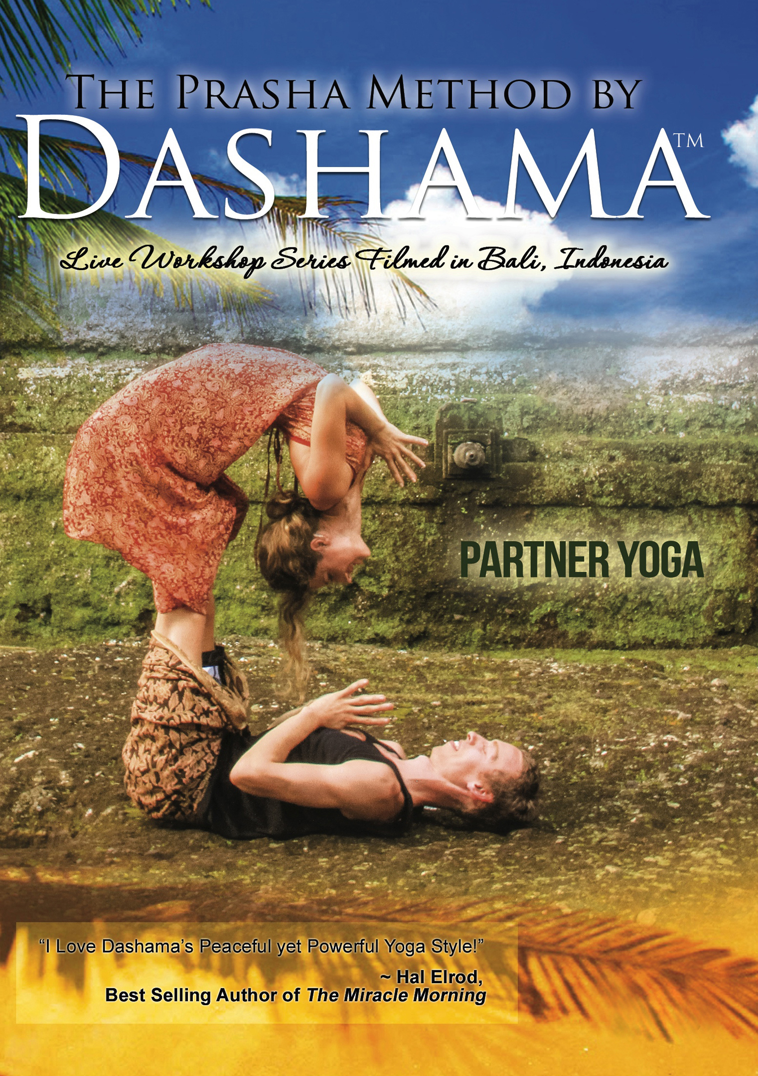 The Prasha Method by Dashama: Partner Yoga (2013)