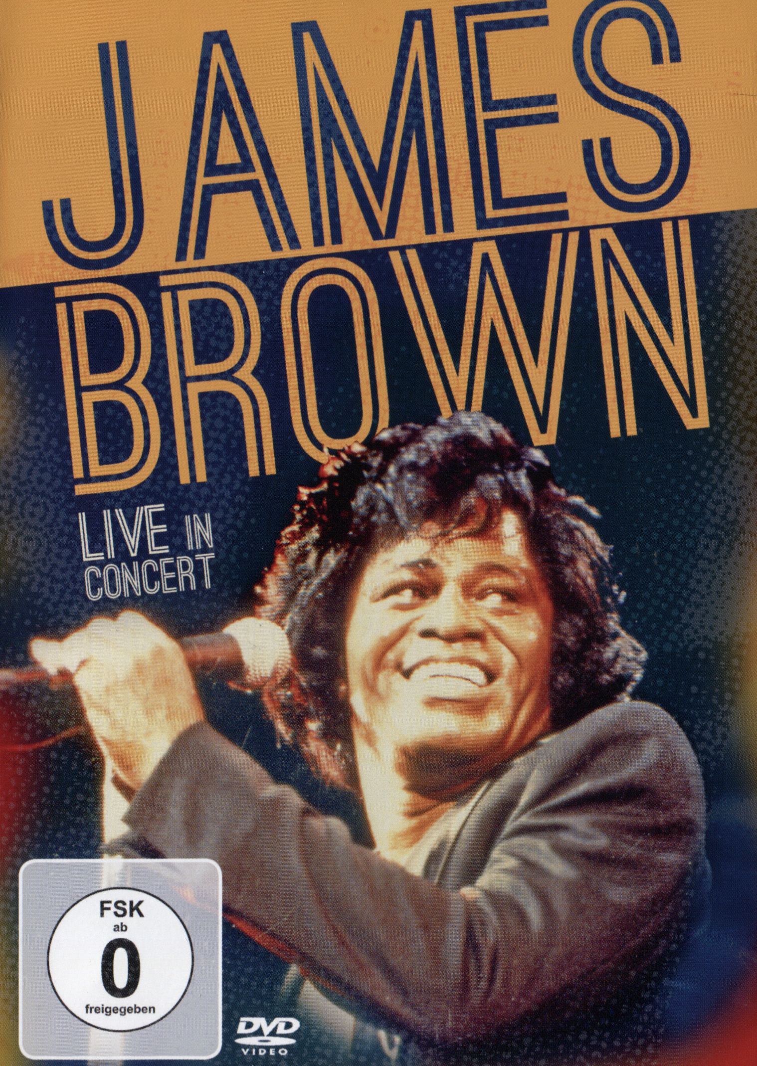 James Brown: Live in Concert