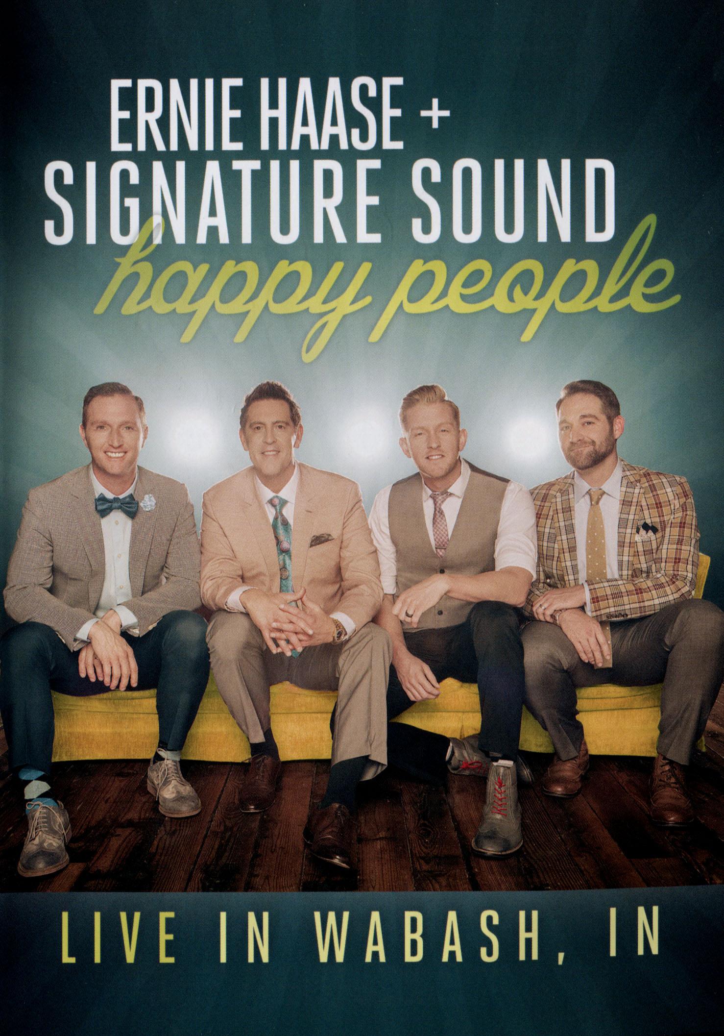 Ernie Haase + Signature Sound: Happy People