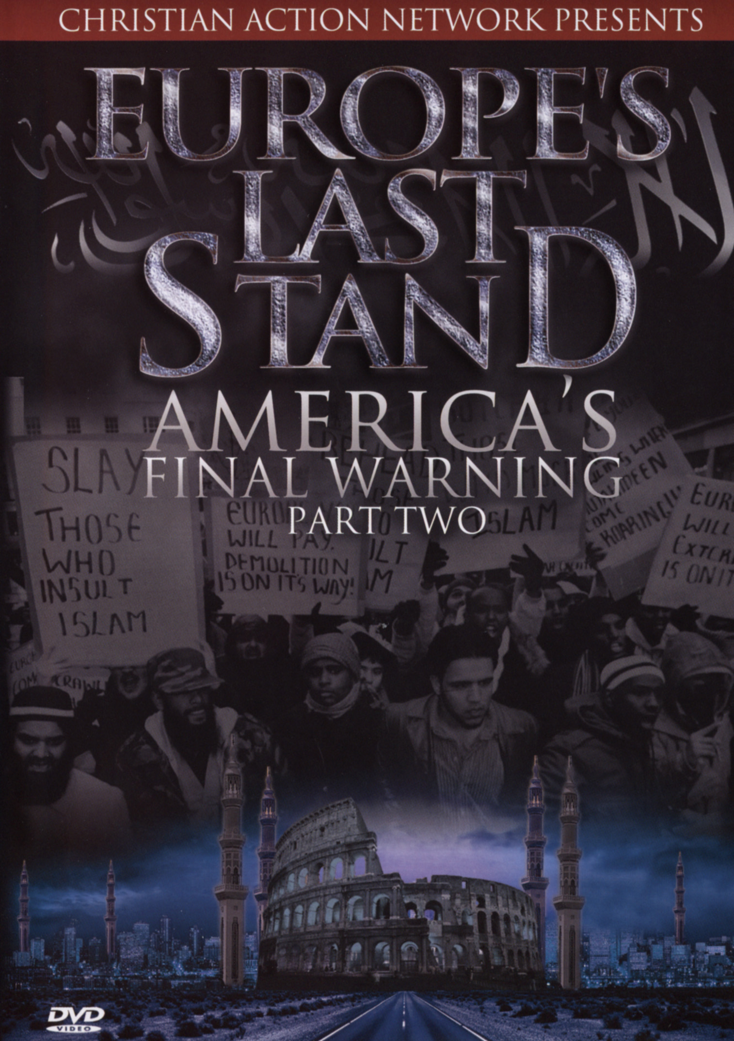 Europe's Last Stand: America's Final Warning, Part 2
