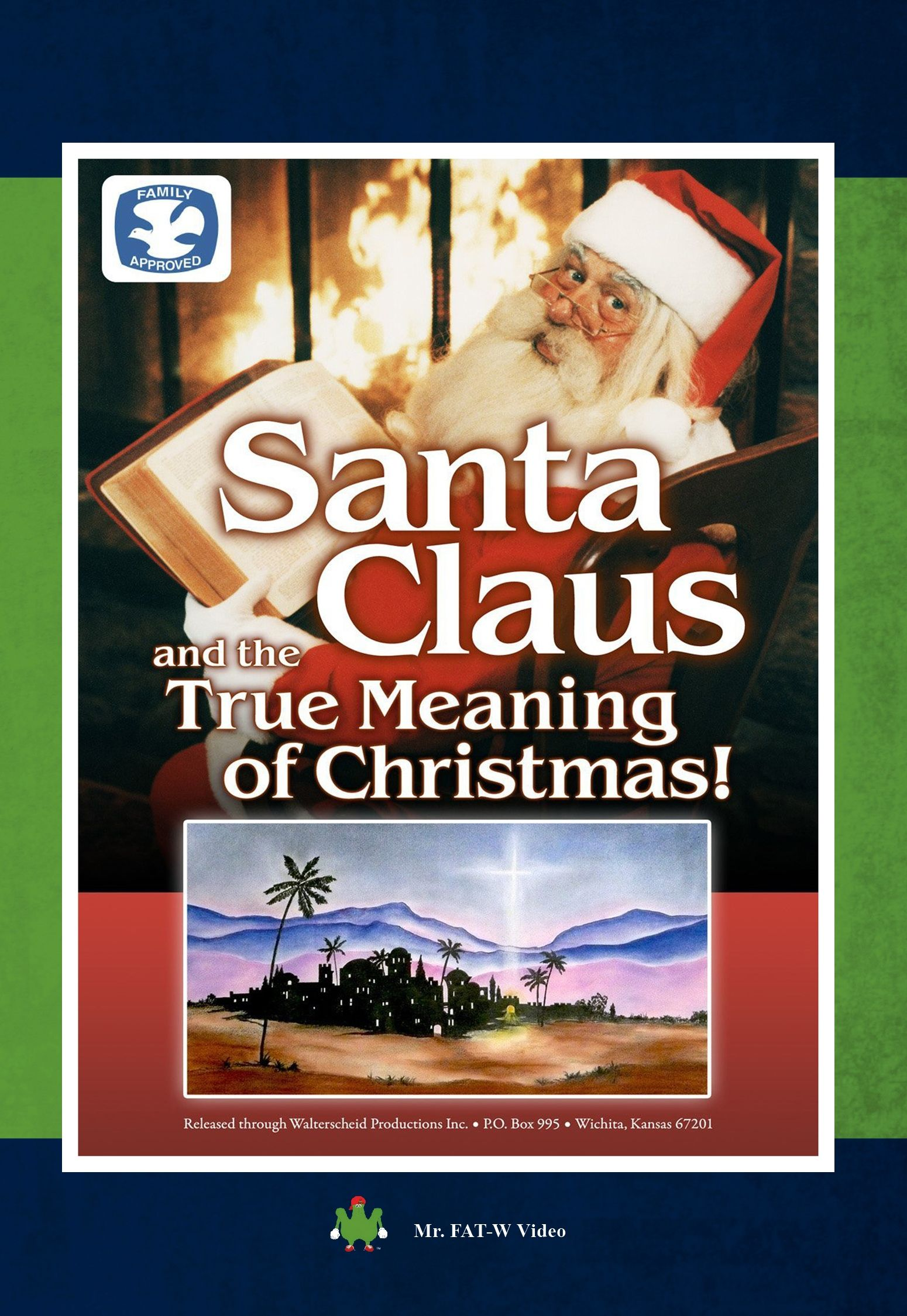 Santa Claus and the True Meaning of Christmas!