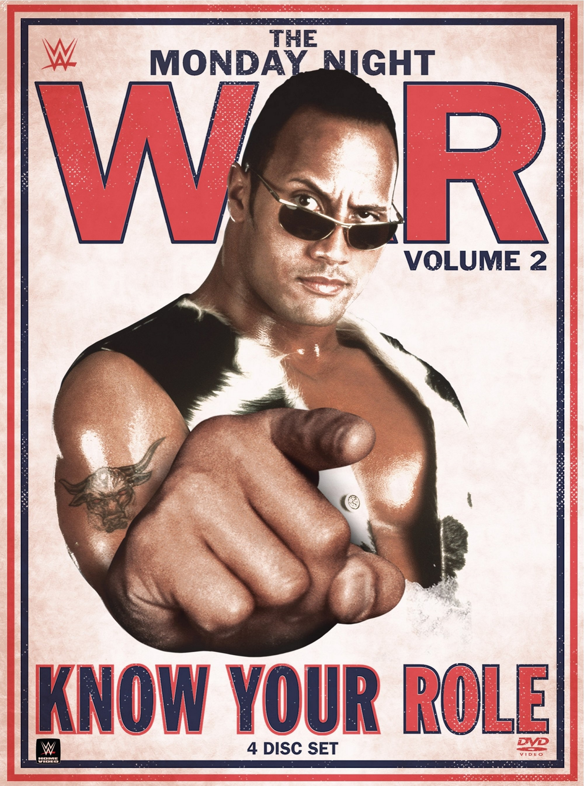 WWE: Monday Night War, Vol. 2 - Know Your Role