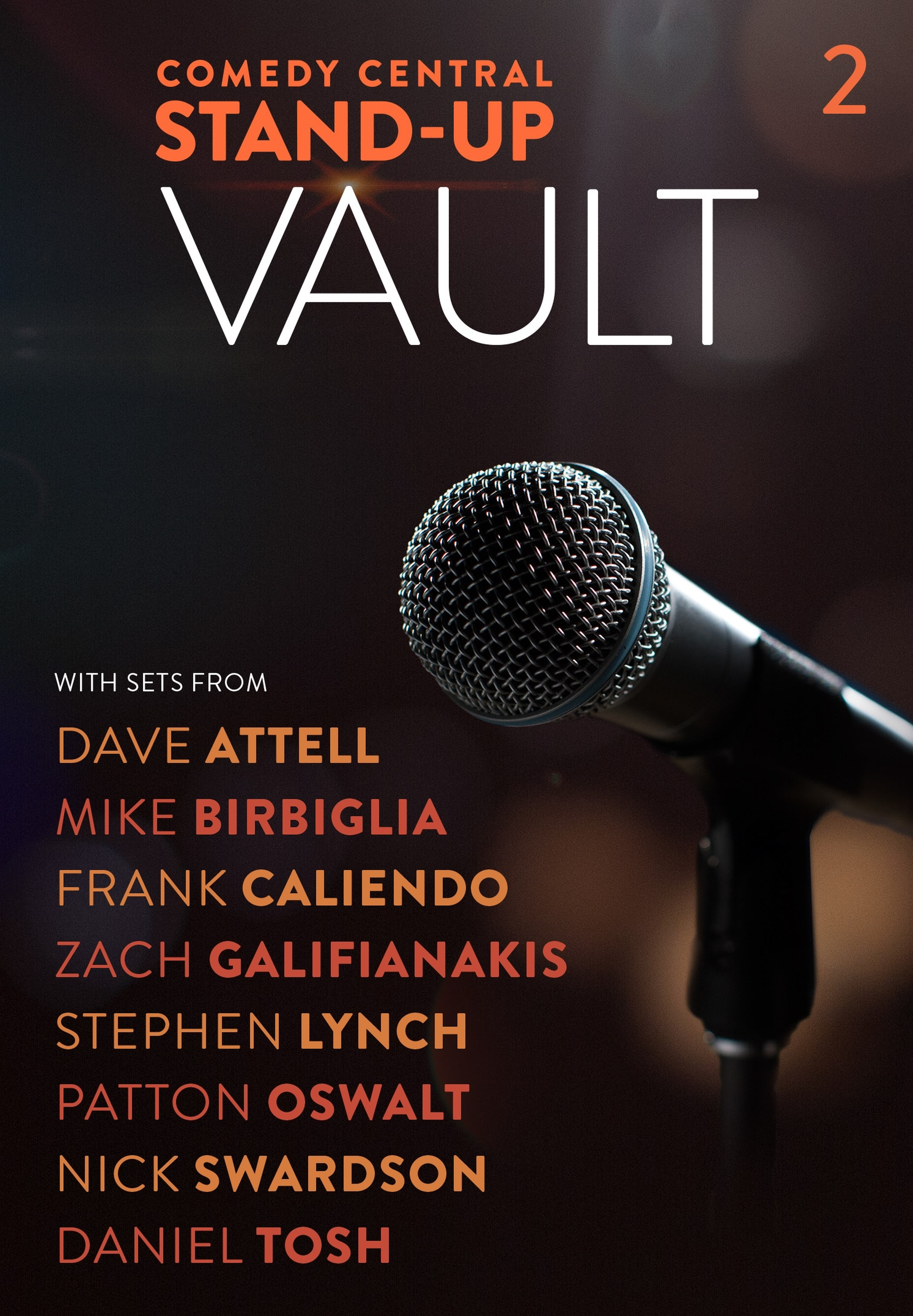 Comedy Central Stand-Up Vault 2