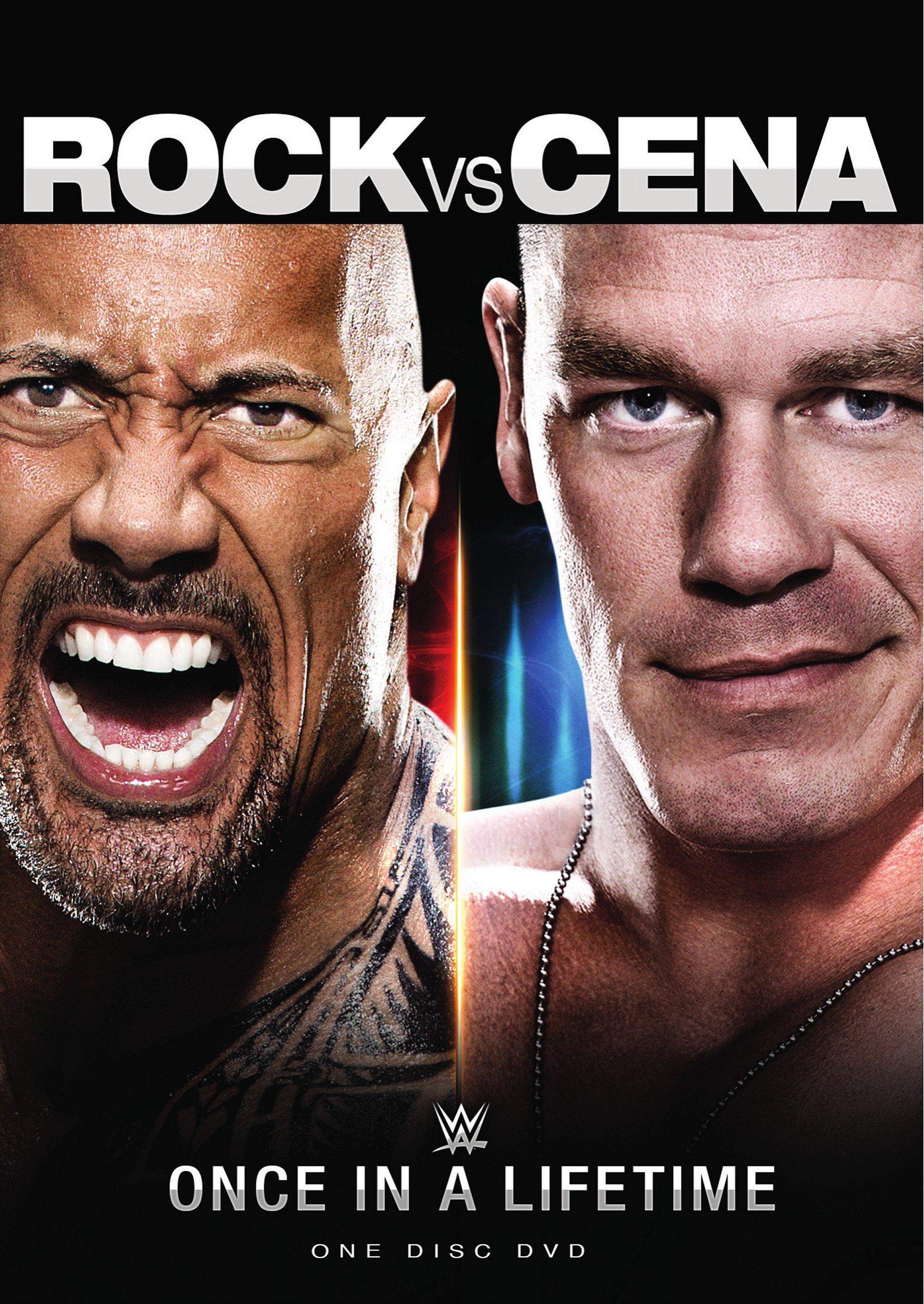 WWE: Rock vs. Cena