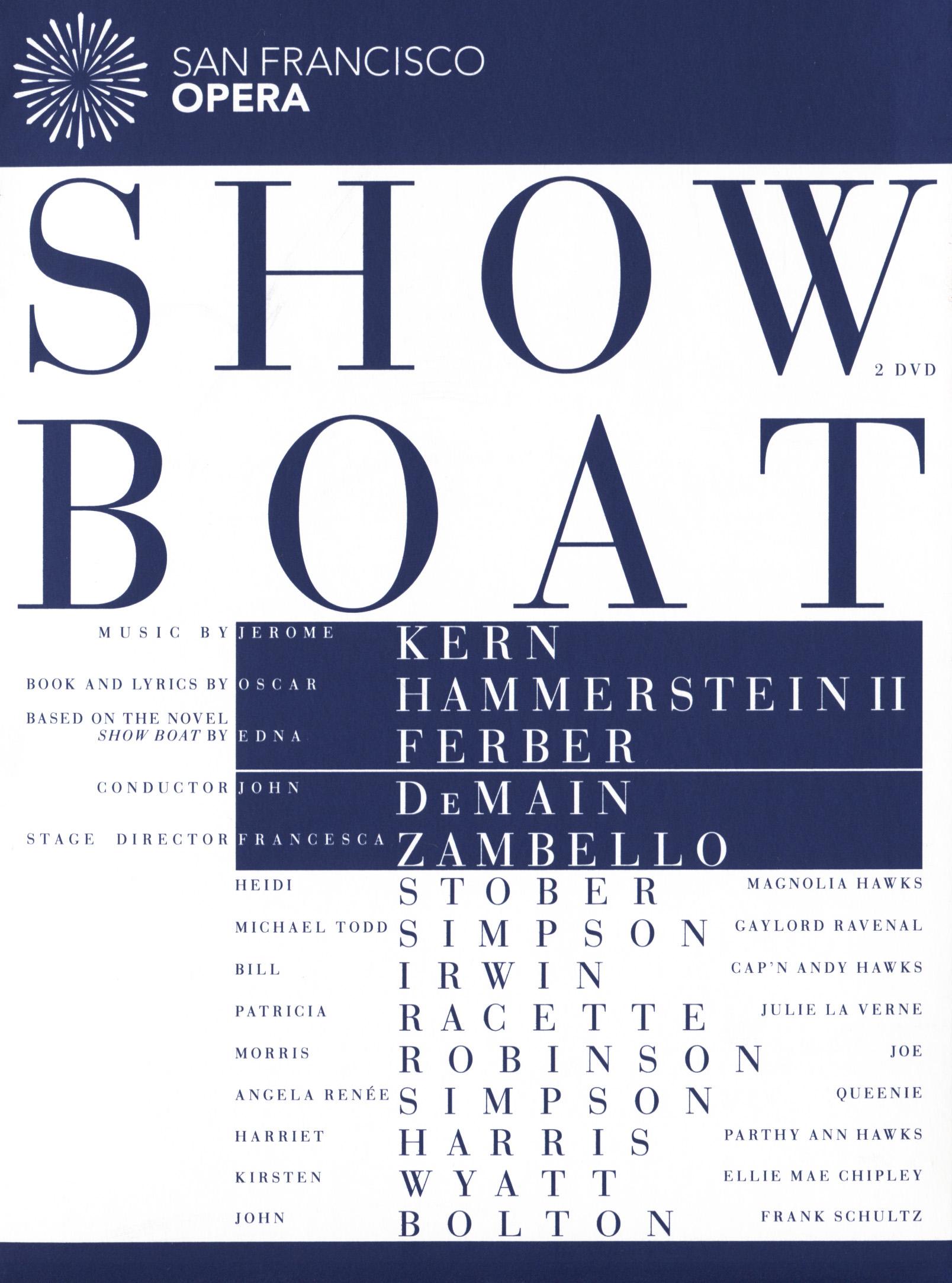 Show Boat (San Francisco Opera)