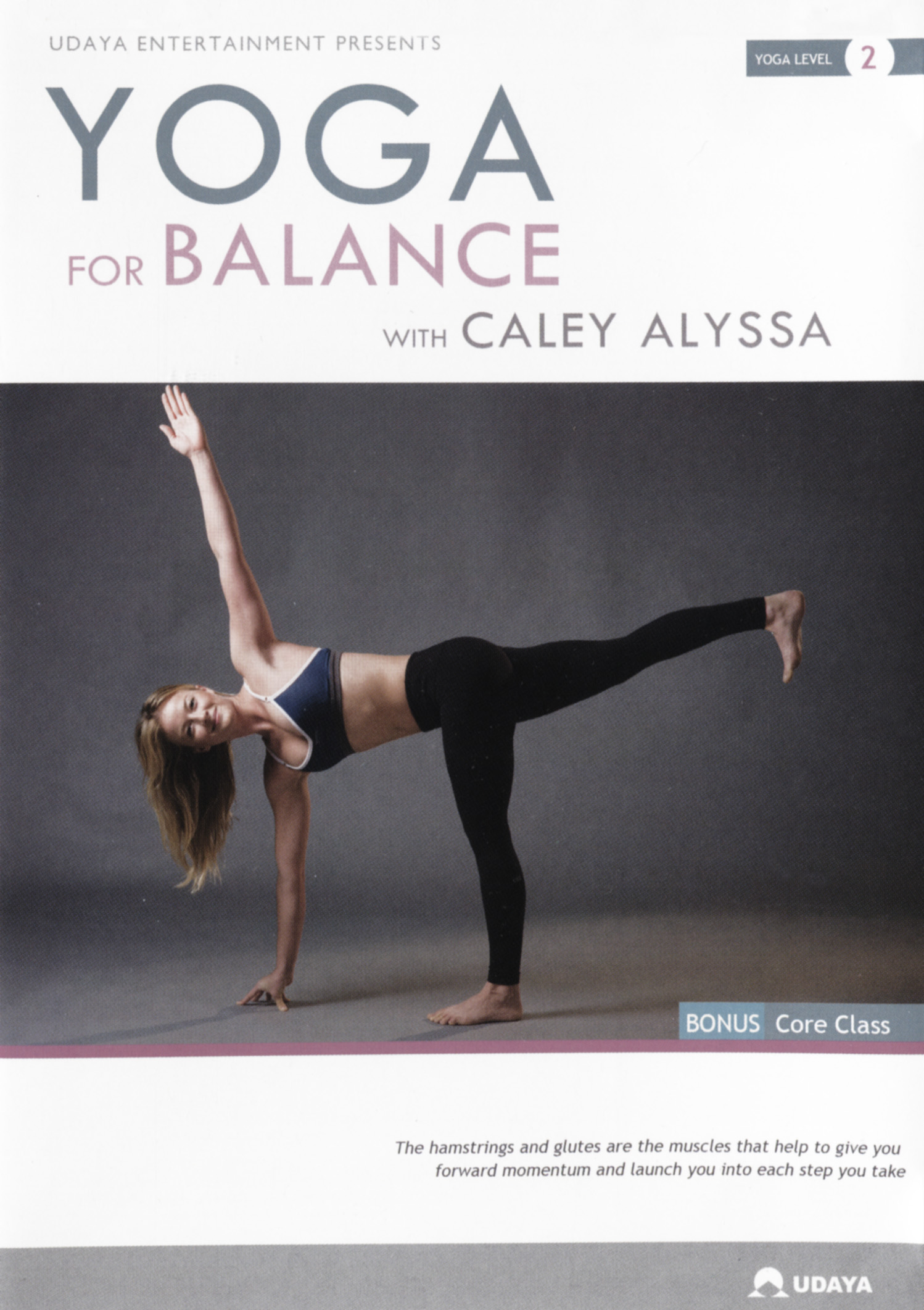 Yoga for Balance with Caley