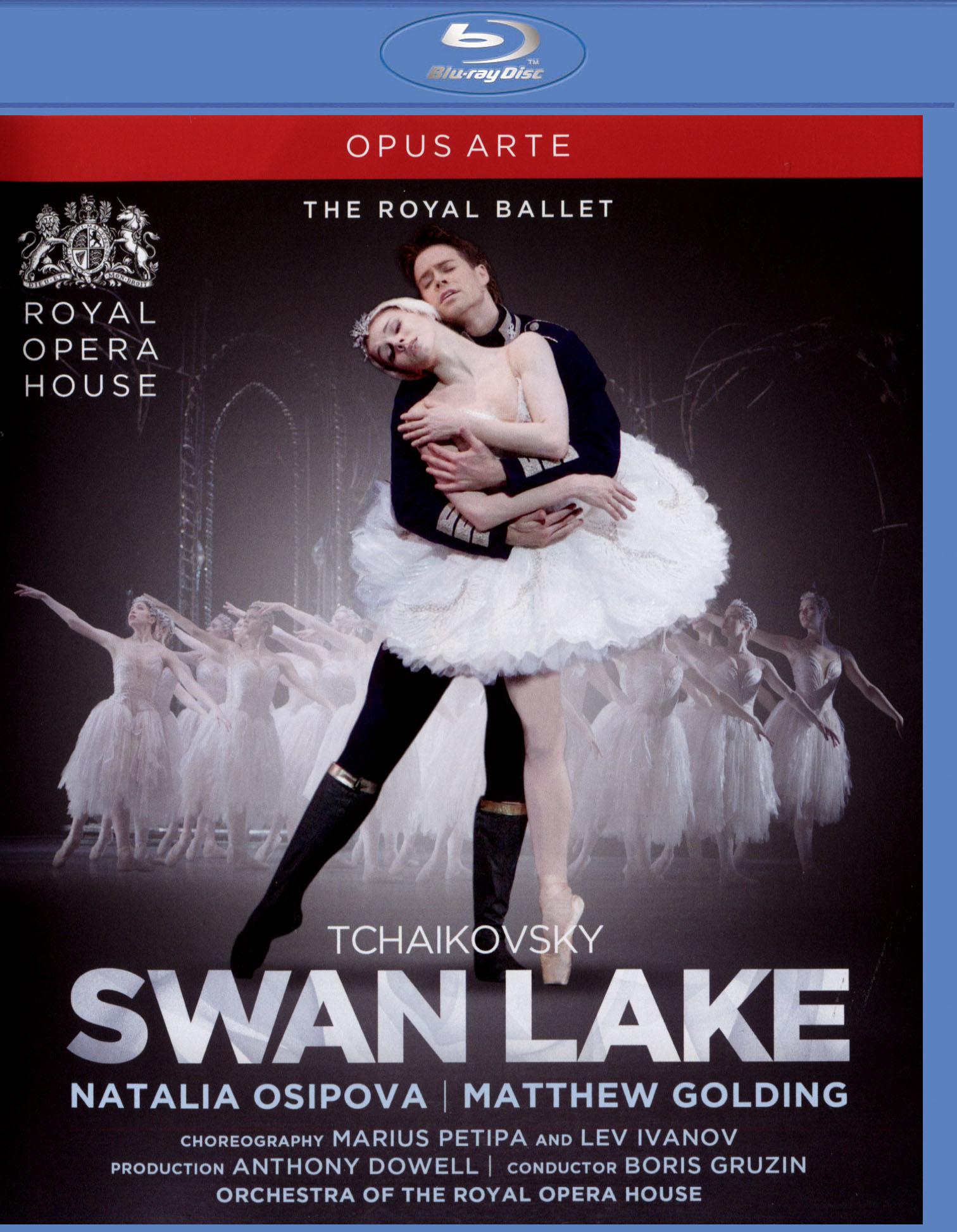 Swan Lake (The Royal Ballet)