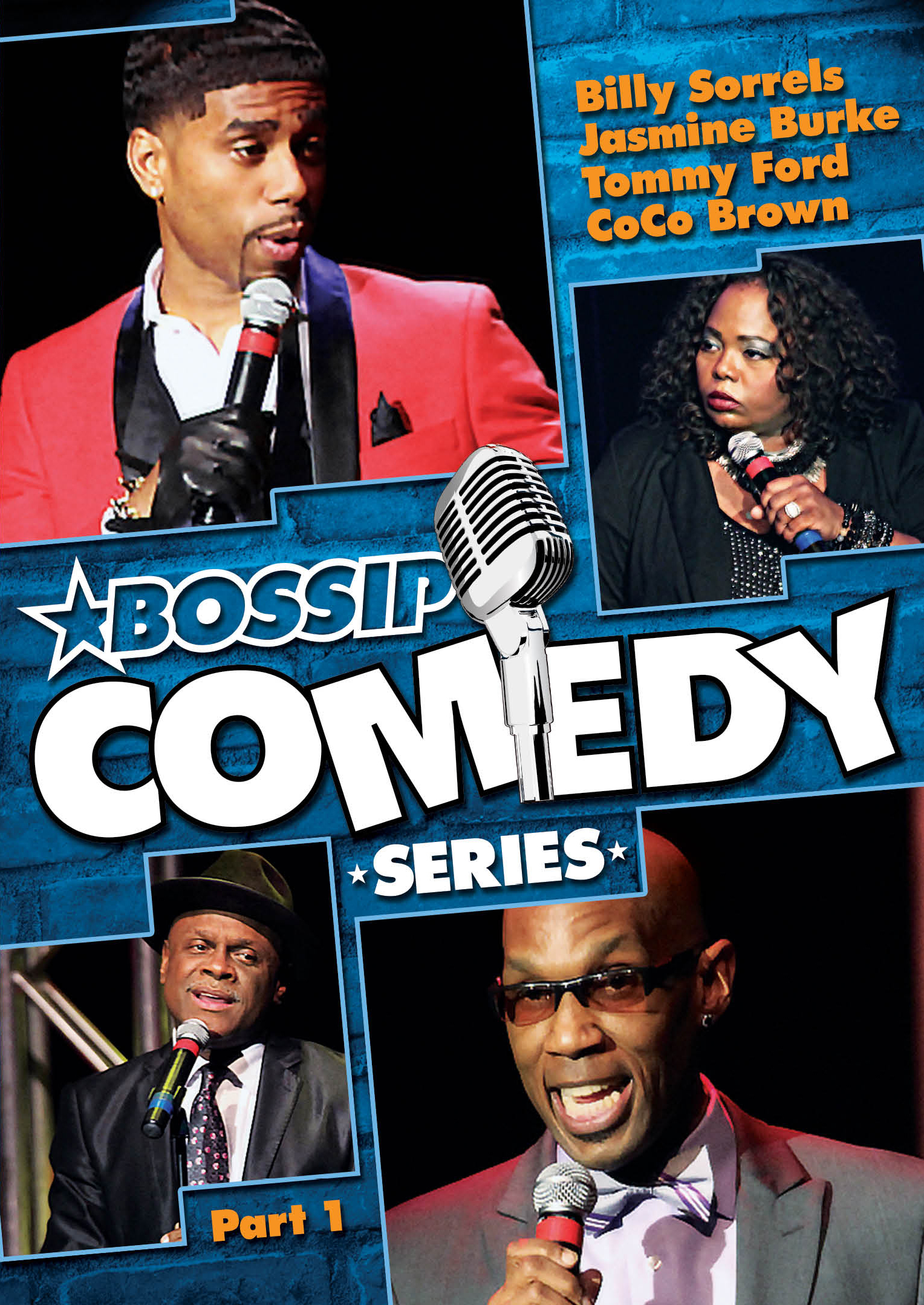 Bossip Comedy Series, Part 1