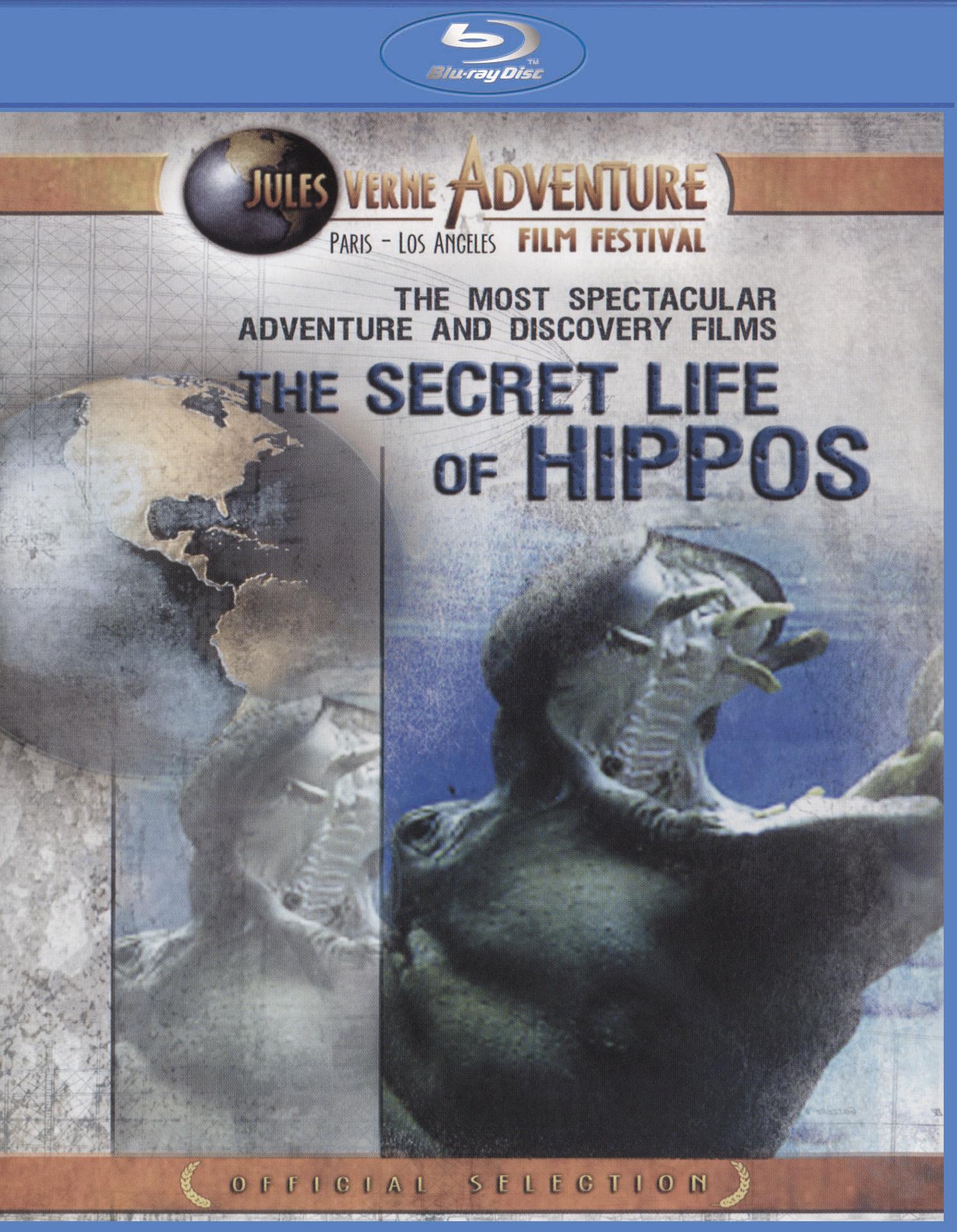 The Secret Life of Hippos