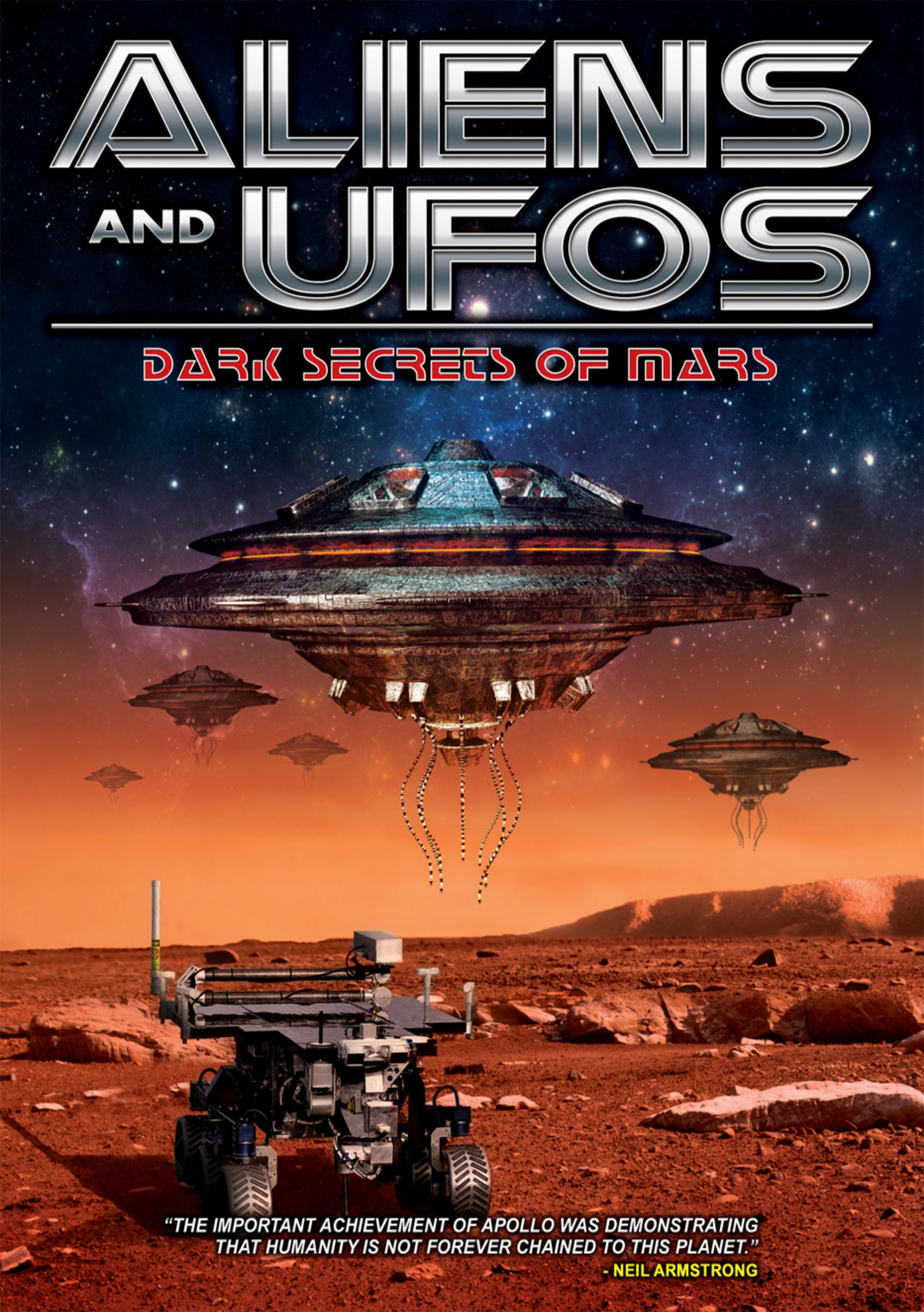 Aliens and UFOs: Dark Secrets of Mars