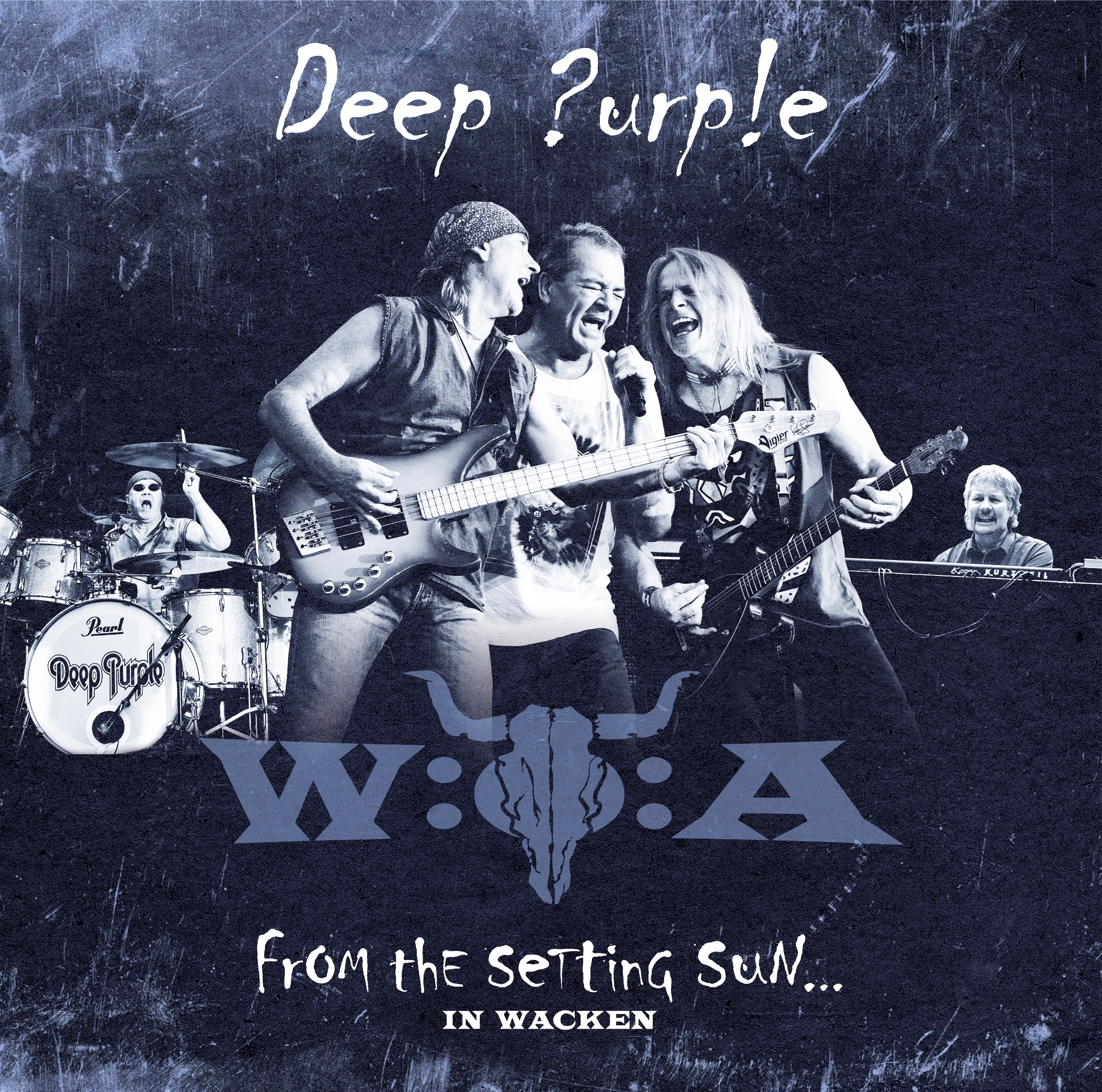 Deep Purple: From the Setting Sun... - In Wacken