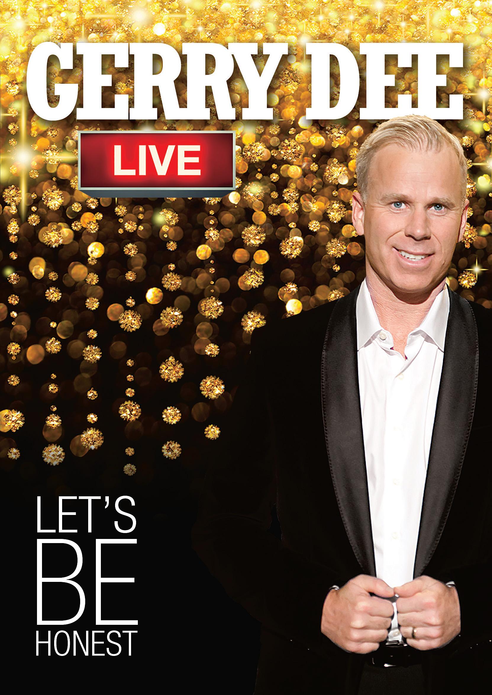 Gerry Dee: Live! - Let's Be Honest