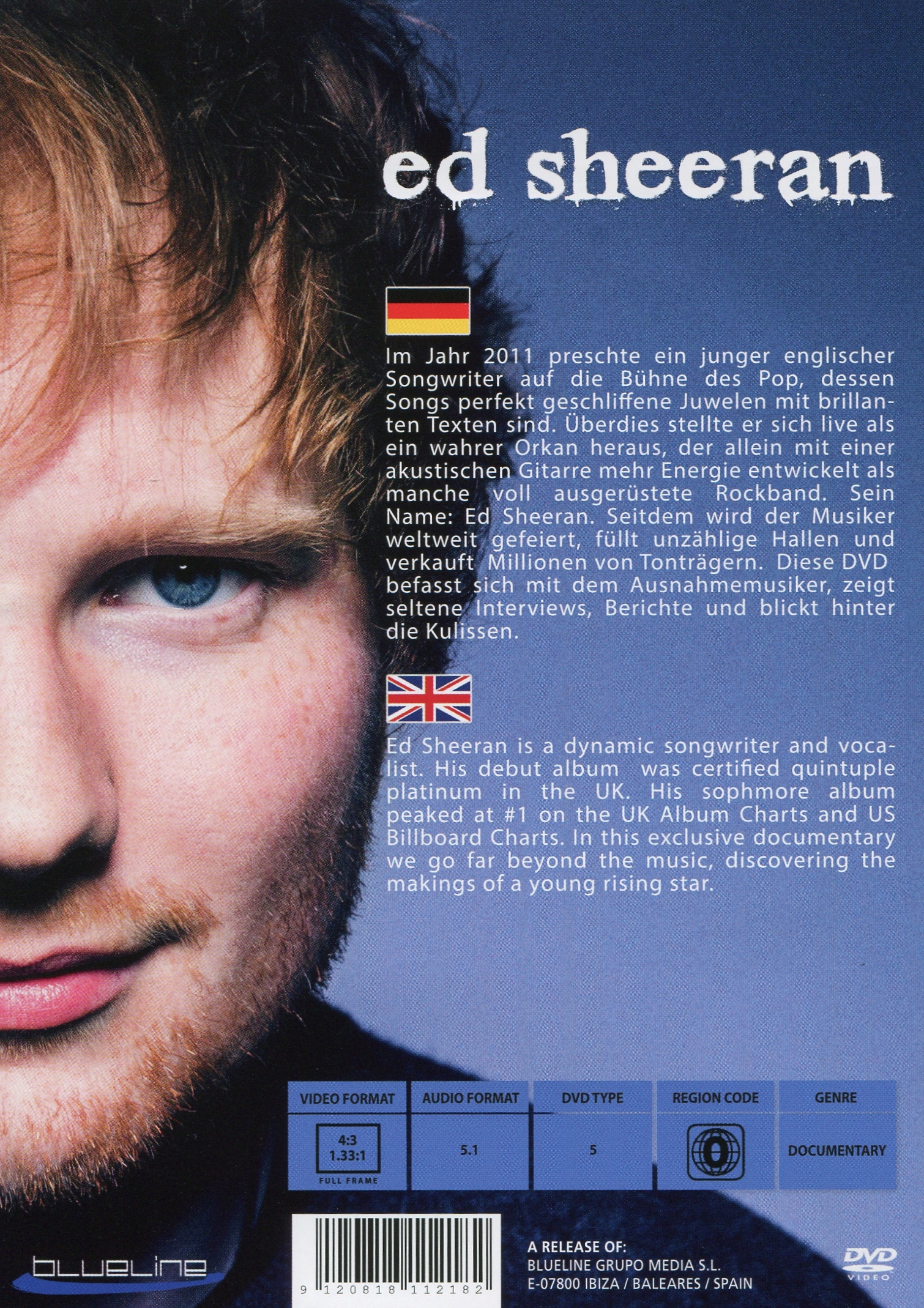Ed Sheeran: The Story, His Life, The Hits