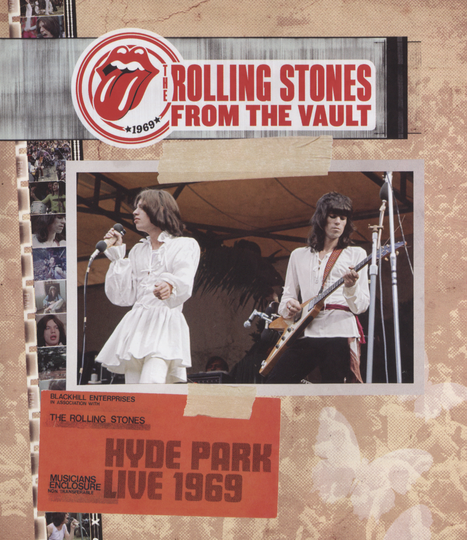 The Rolling Stones: From the Vault - Hyde Park - Live 1969
