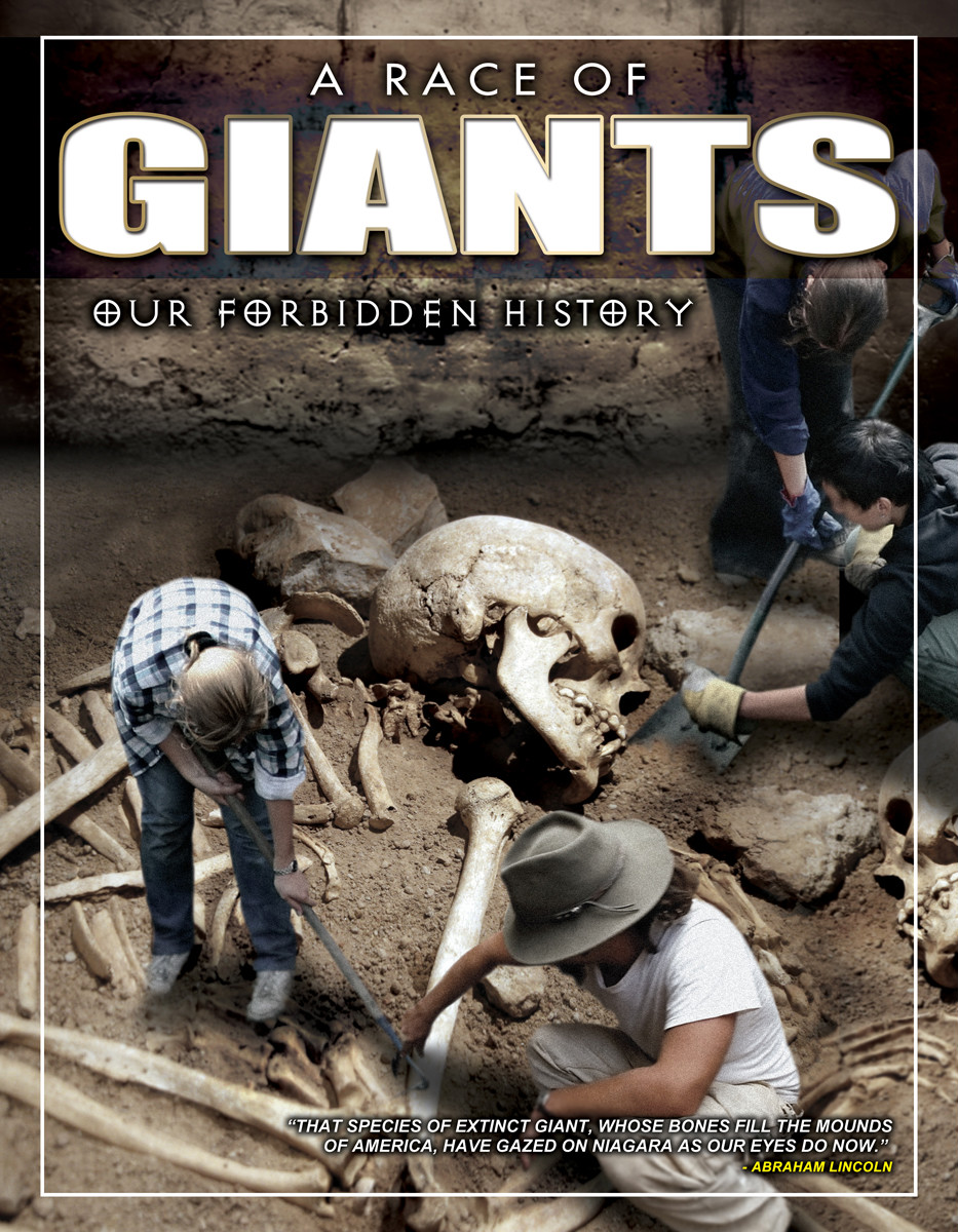 A Race of Giants: Our Forbidden History