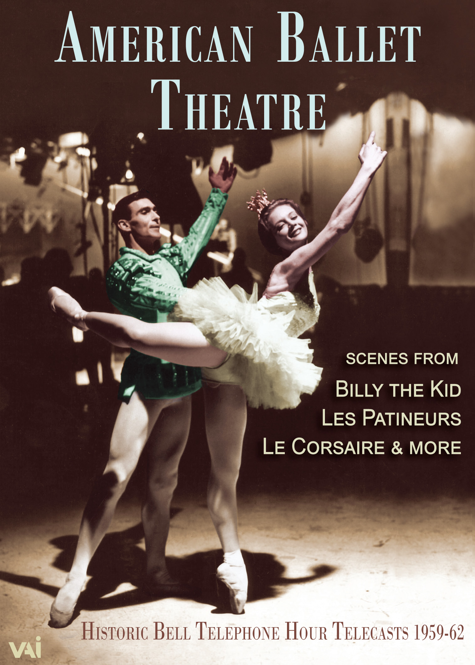 American Ballet Theatre: Historic Bell Telephone Hour Telecasts 1959-62