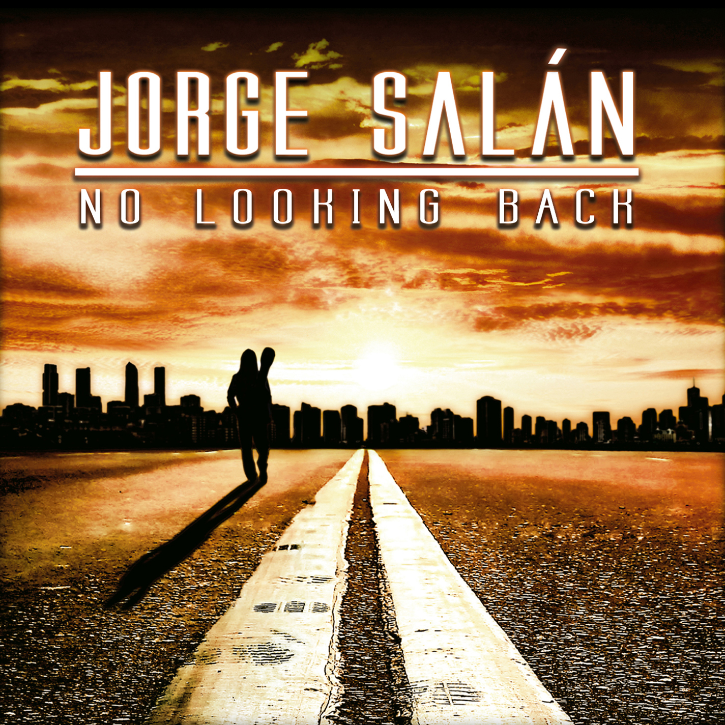 Jorge Salán: No Looking Back